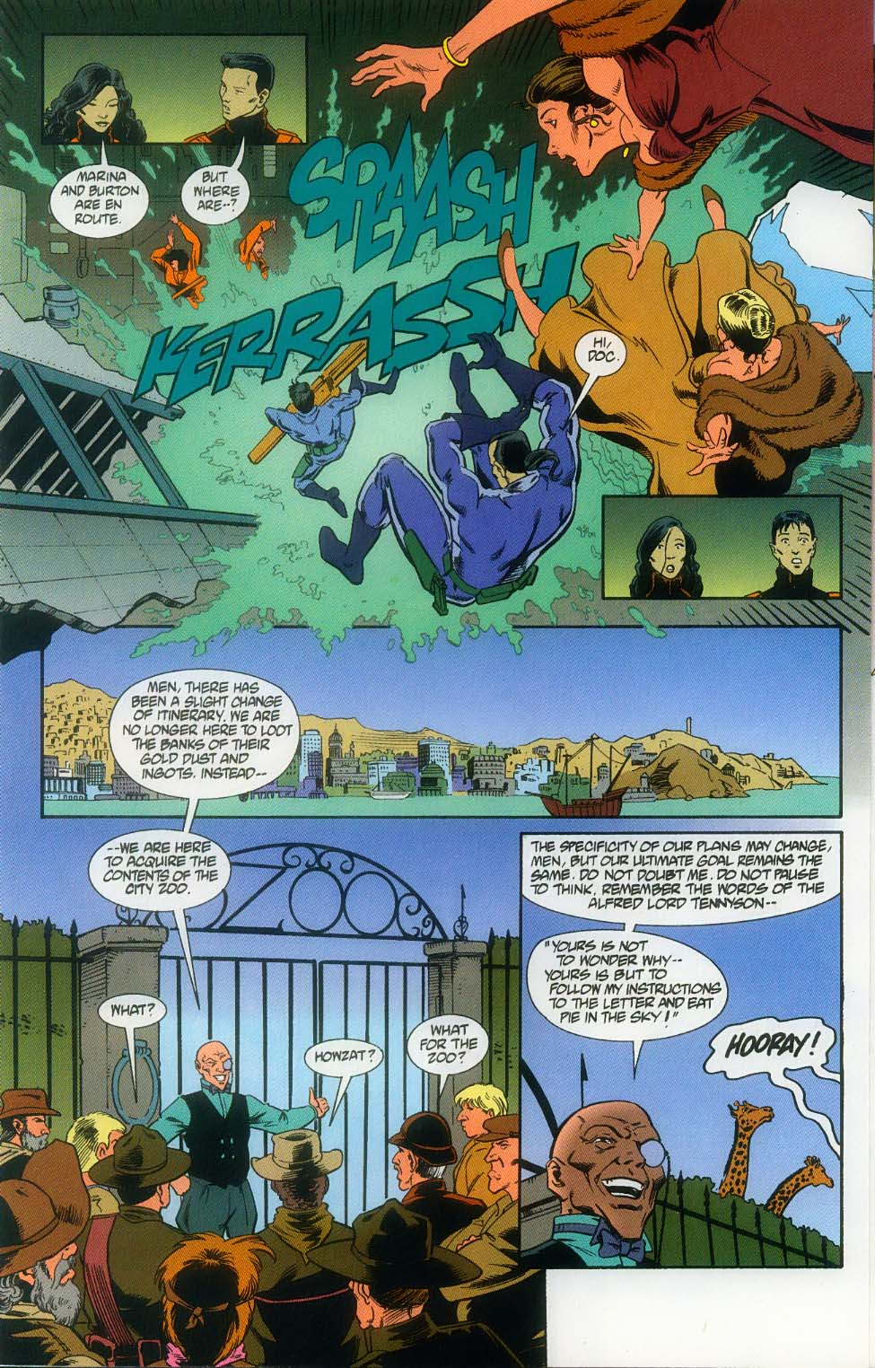 Godzilla (1995) Issue #11 #12 - English 20