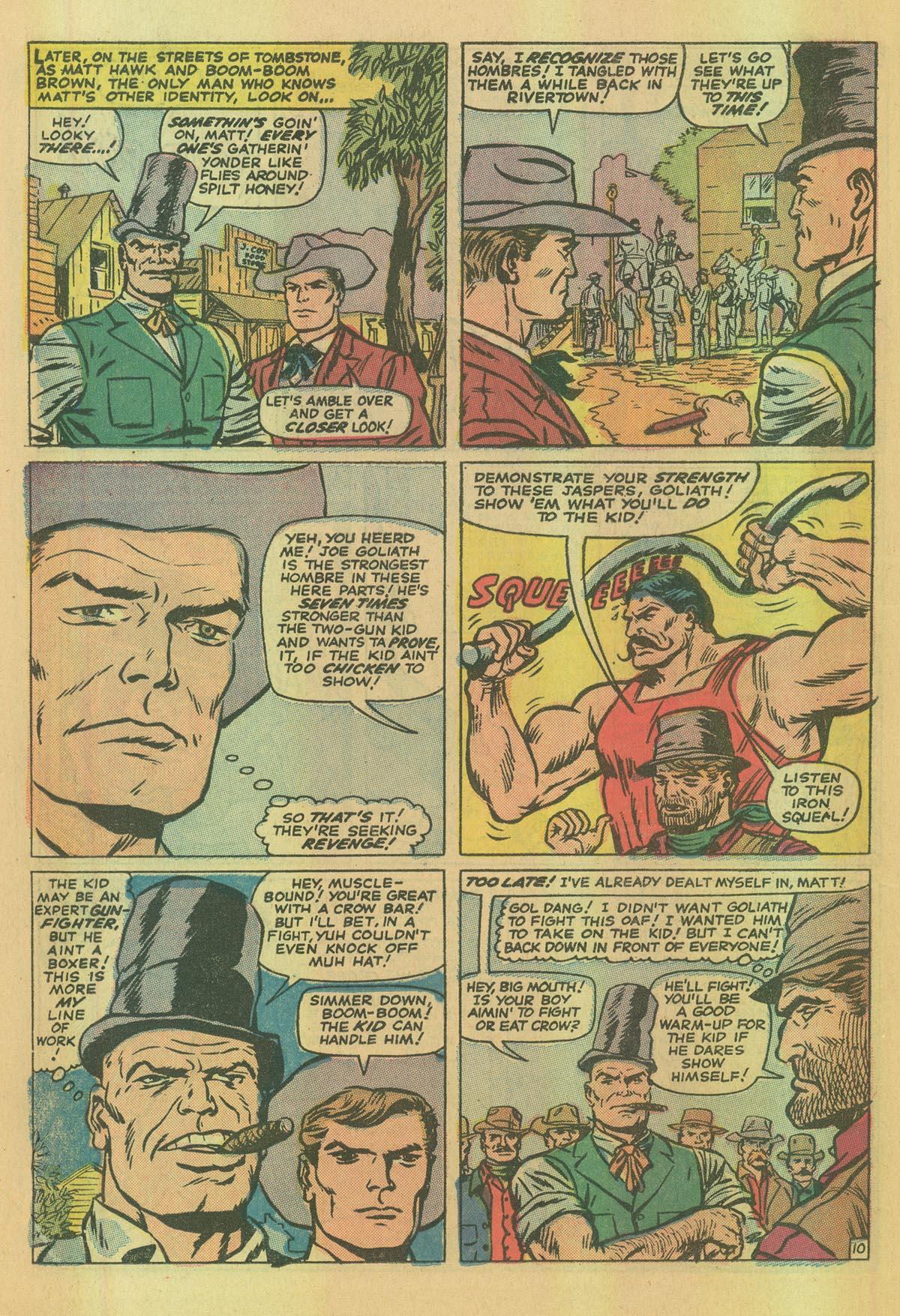 Read online Two-Gun Kid comic -  Issue #114 - 18