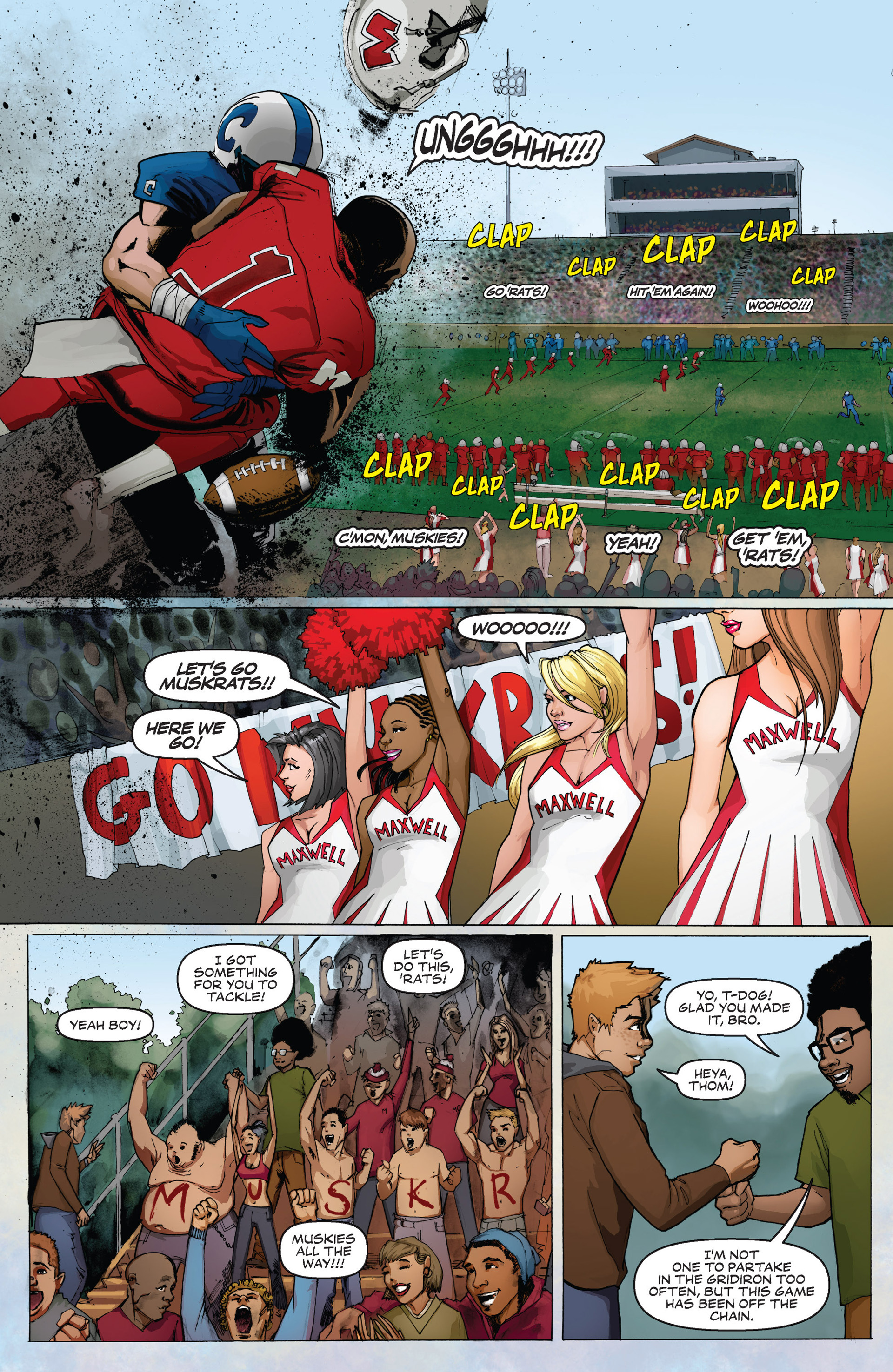 Read online Shrugged (2013) comic -  Issue #2 - 15