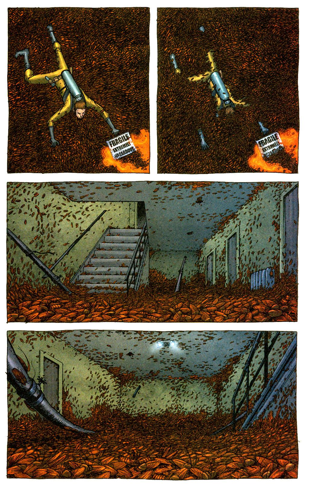 Read online The Exterminators comic -  Issue #5 - 20