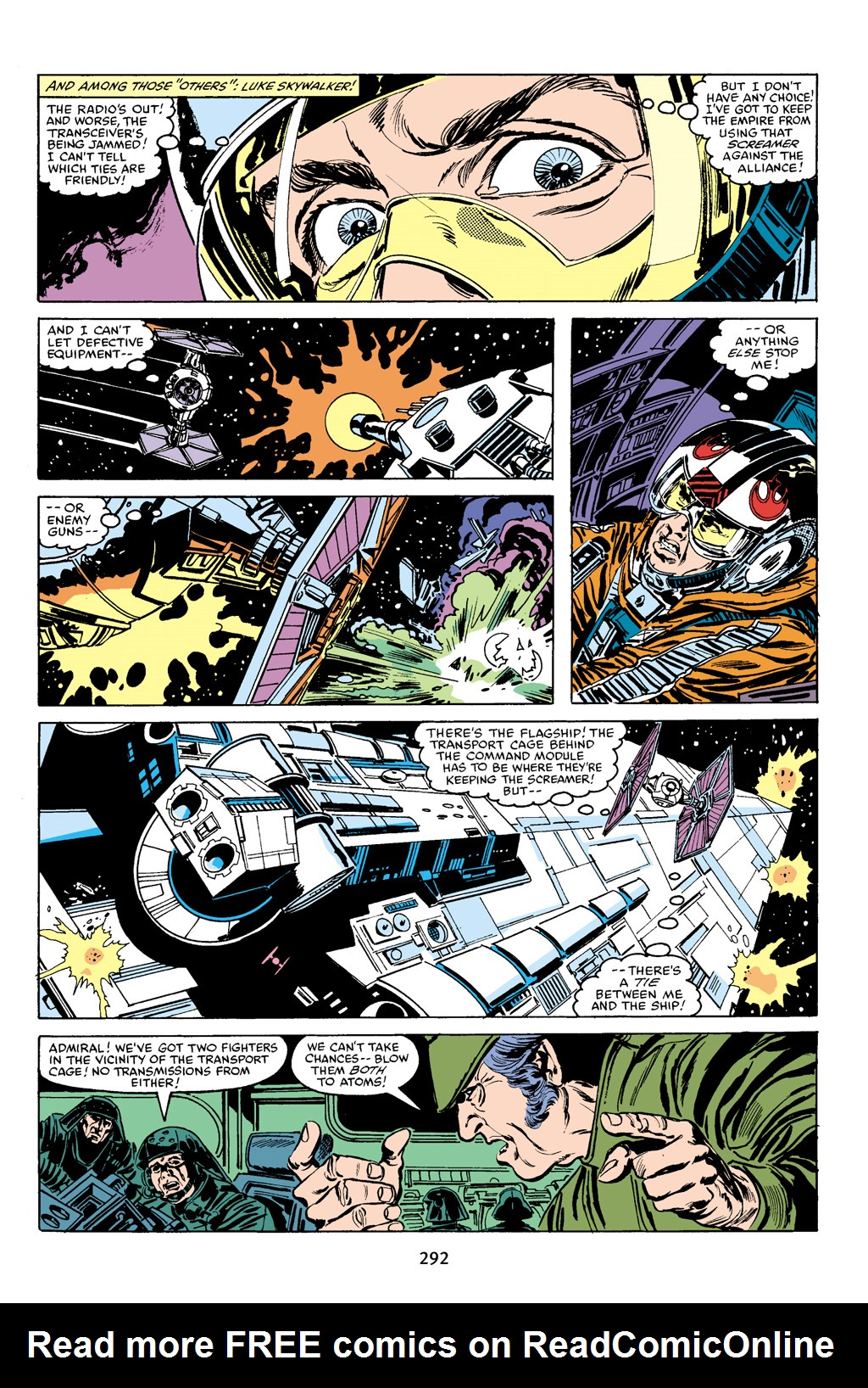 Read online Star Wars Omnibus comic -  Issue # Vol. 16 - 287