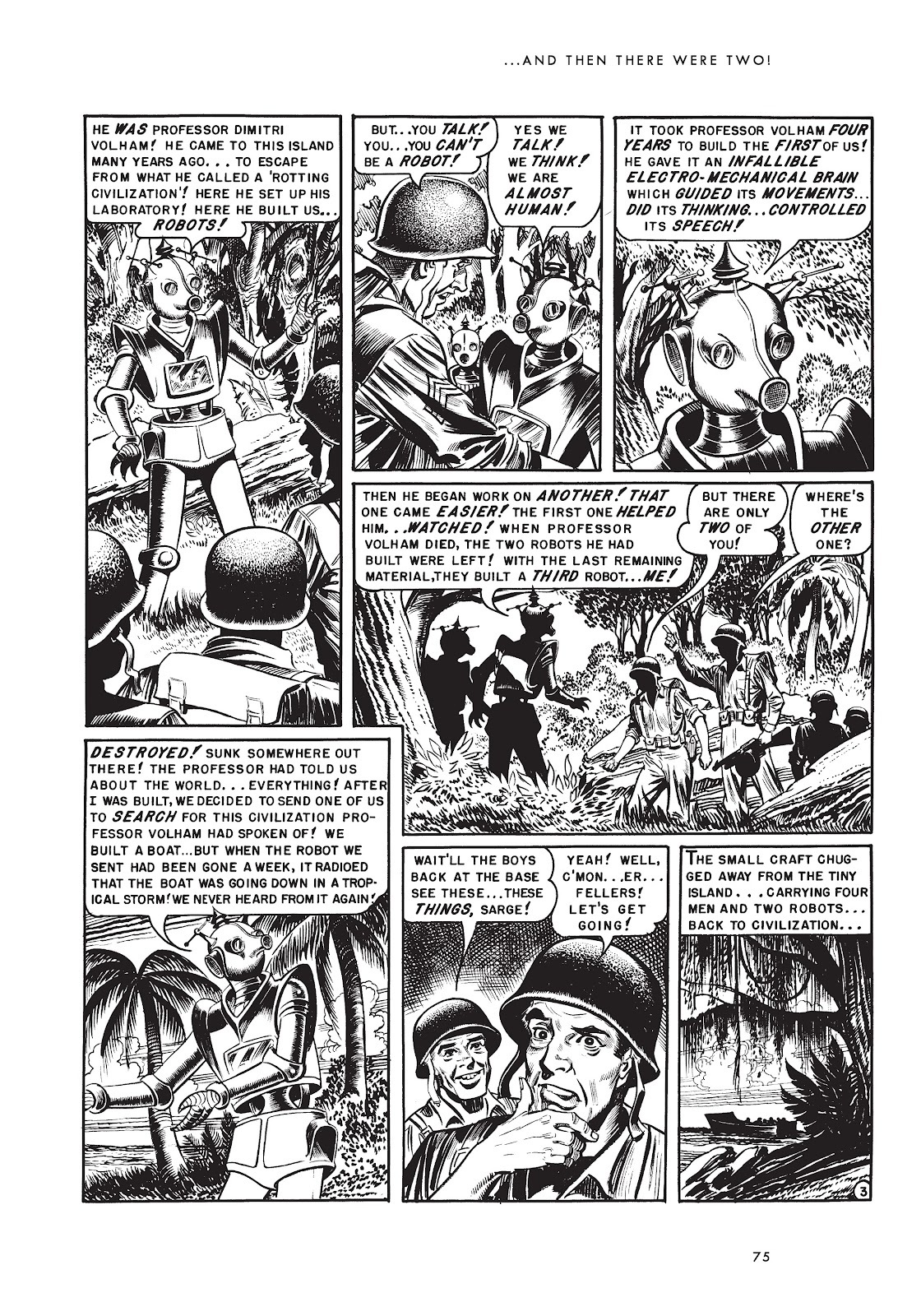 Read online The Martian Monster and Other Stories comic -  Issue # TPB (Part 1) - 90
