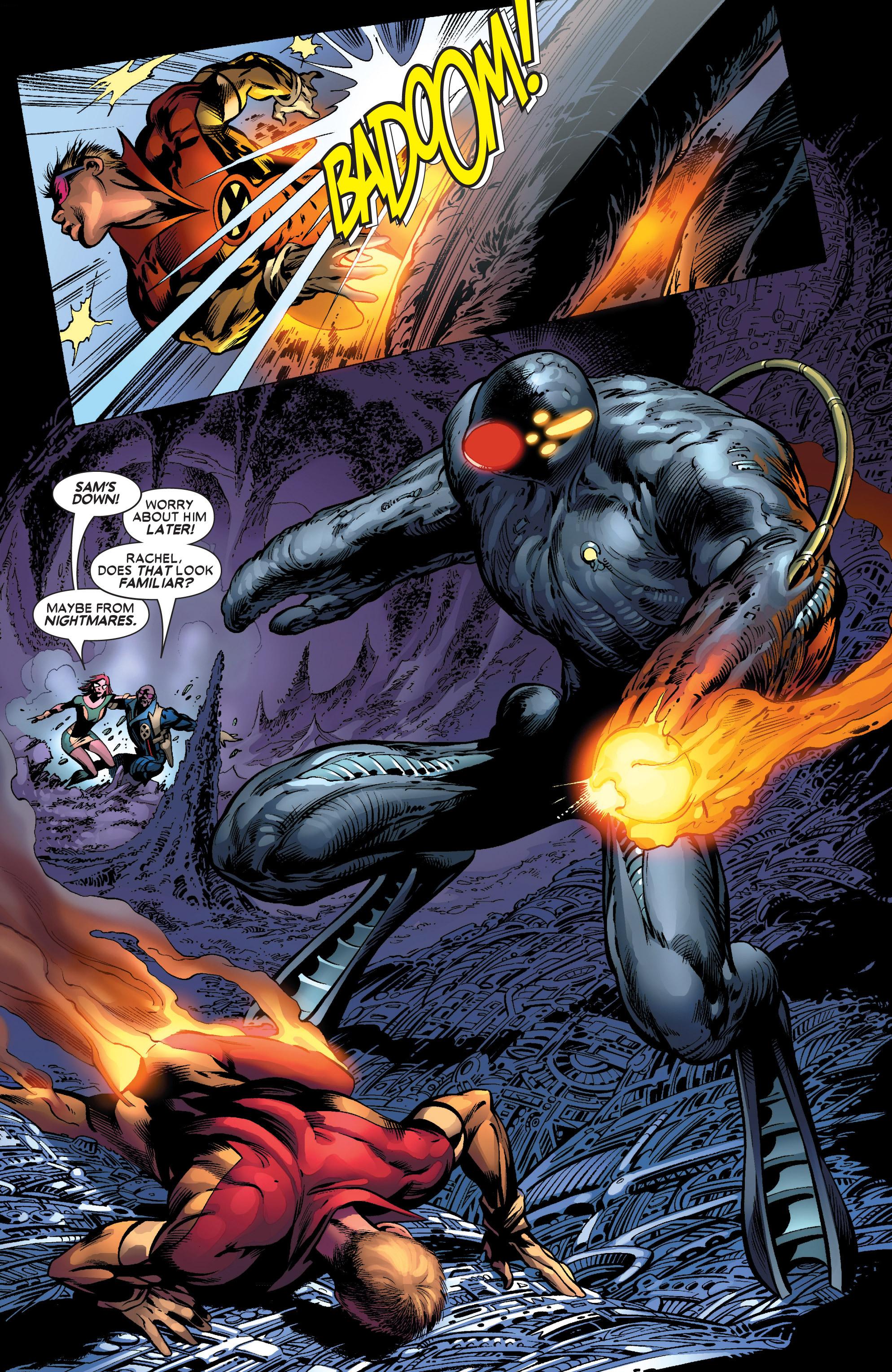 Read online Uncanny X-Men (1963) comic -  Issue #445 - 20