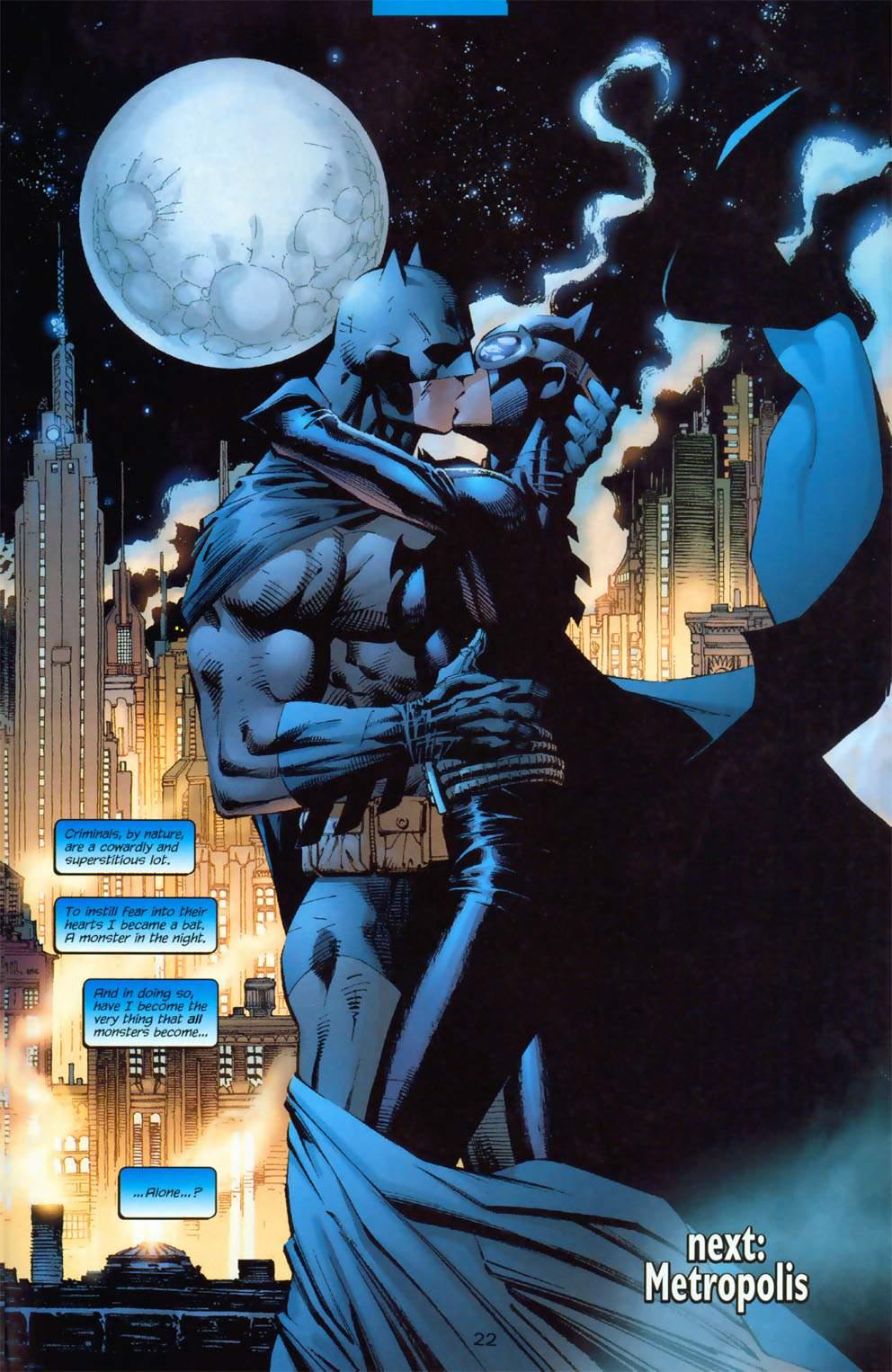 Read online Batman: Hush comic -  Issue #3 - 22