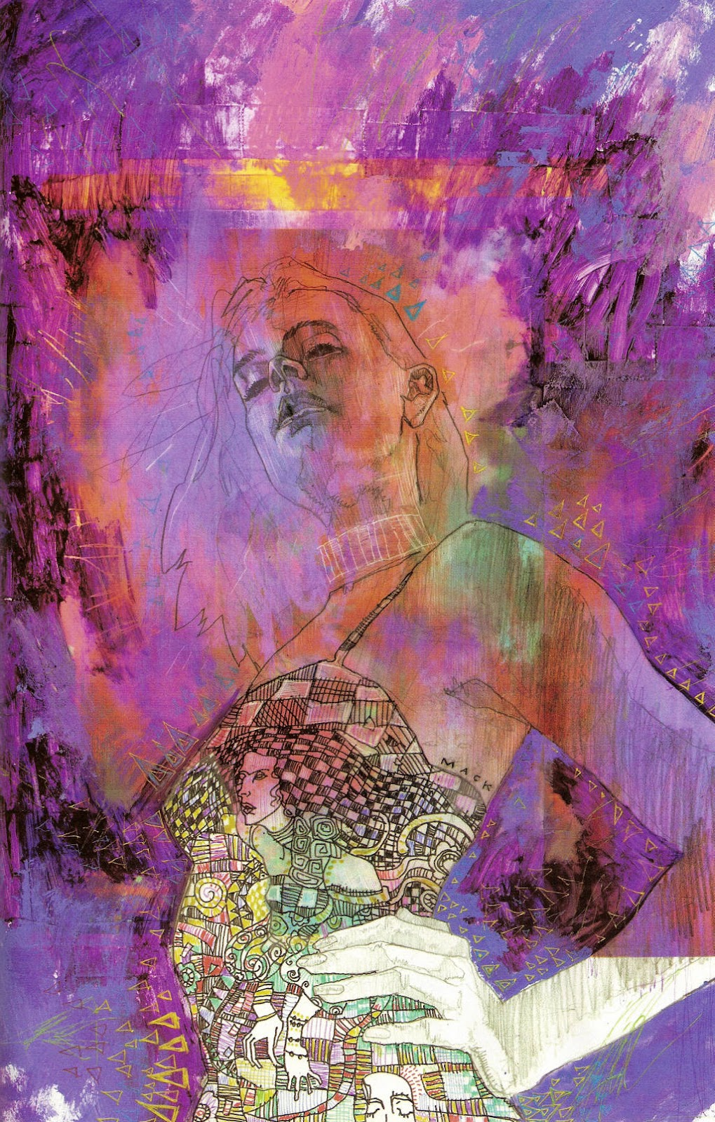 Read online Kabuki: Reflections comic -  Issue #6 - 20