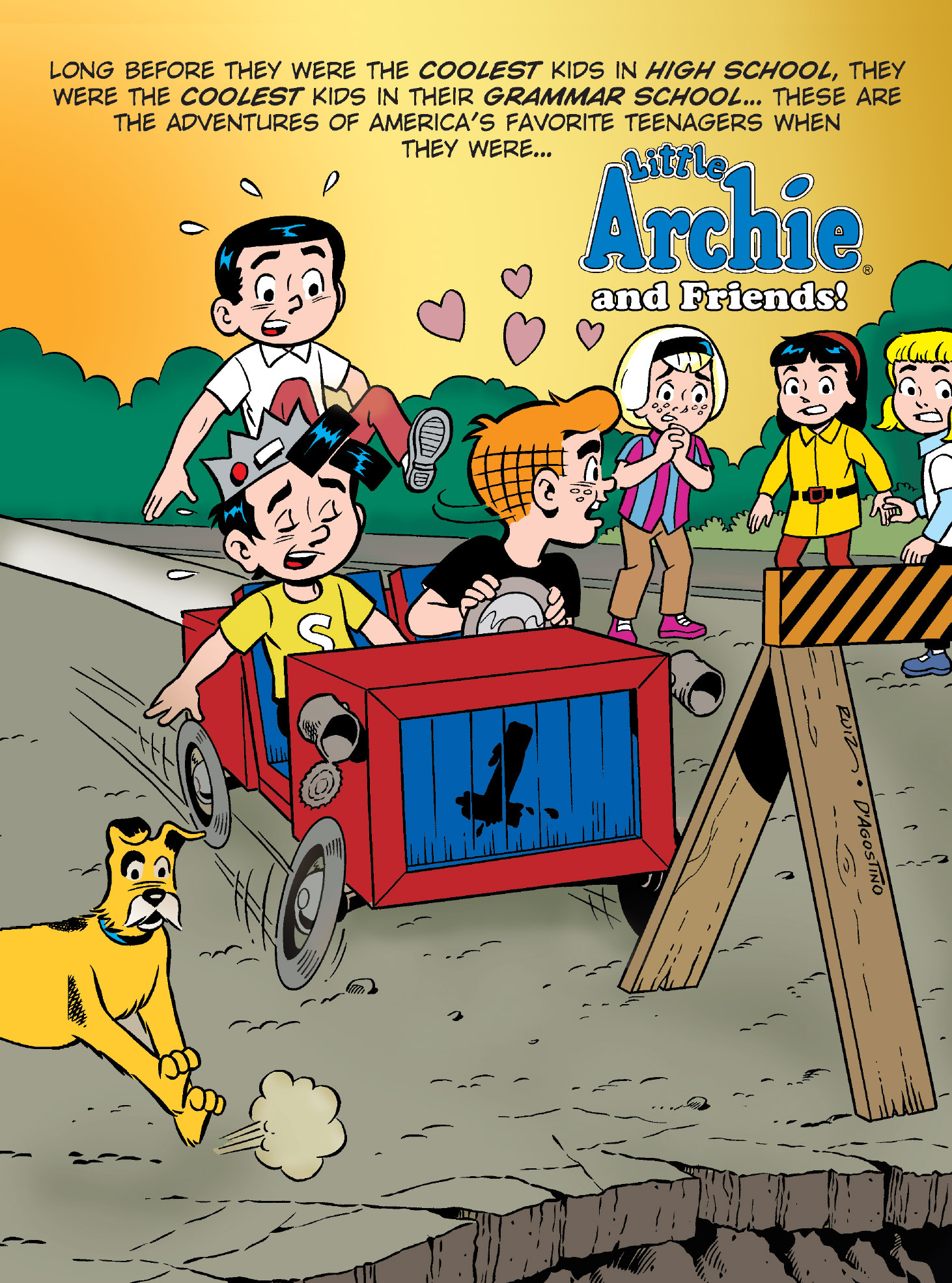 Read online Archie's Funhouse Double Digest comic -  Issue #9 - 127