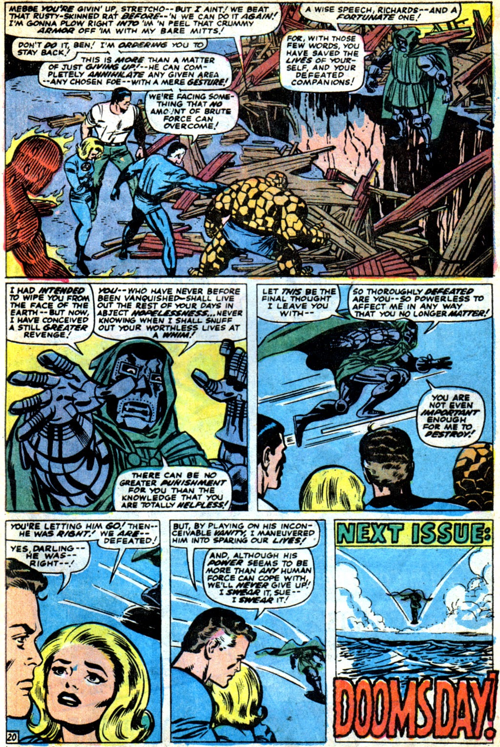 Marvel Triple Action (1972) issue 2 - Page 21