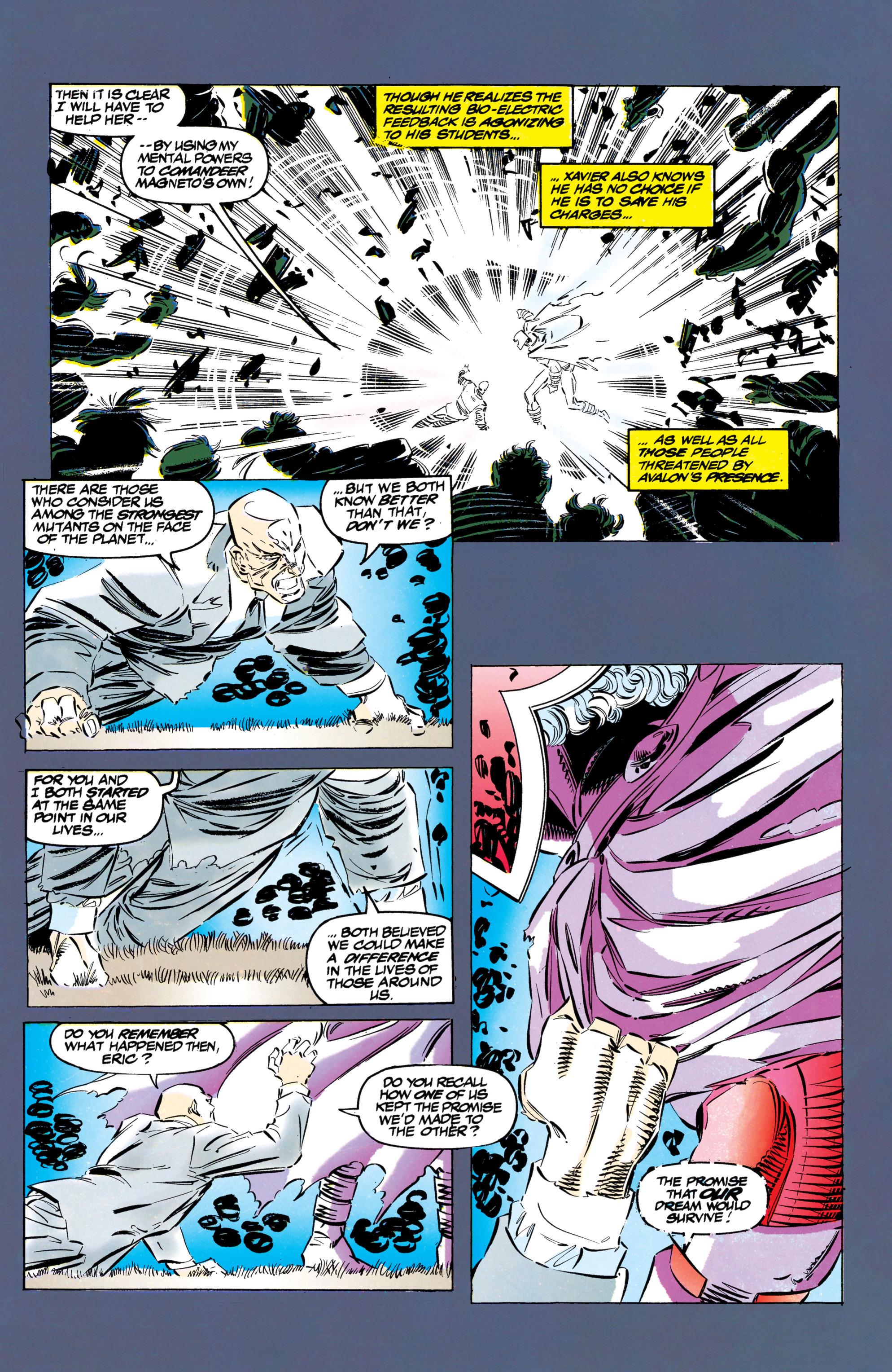 Read online Uncanny X-Men (1963) comic -  Issue #304 - 42