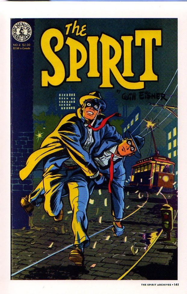 Read online Will Eisner's The Spirit Archives comic -  Issue # TPB 26 (Part 2) - 48