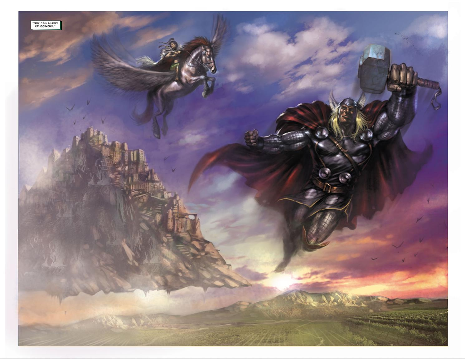 Read online Siege Prologue comic -  Issue # Full - 6