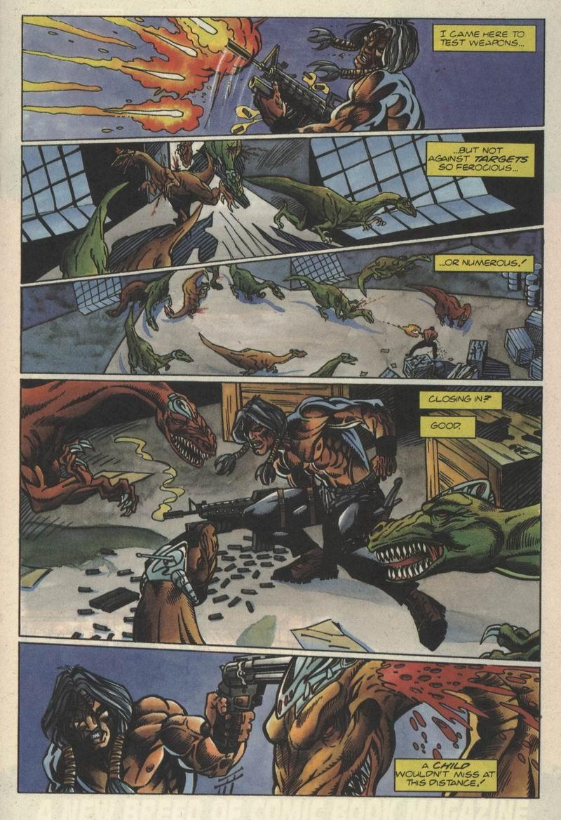 Read online Turok, Dinosaur Hunter (1993) comic -  Issue #2 - 15