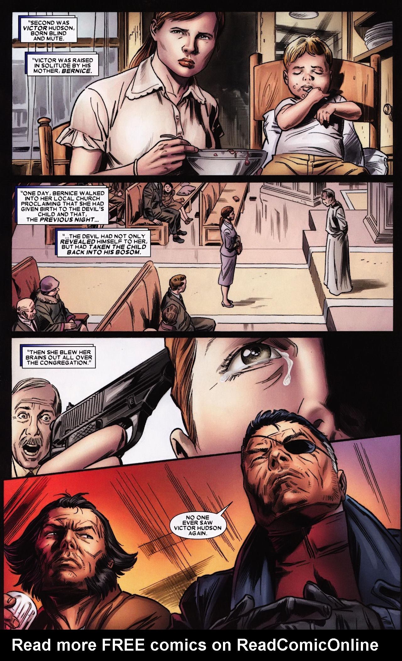 Read online Wolverine: Origins comic -  Issue #33 - 14