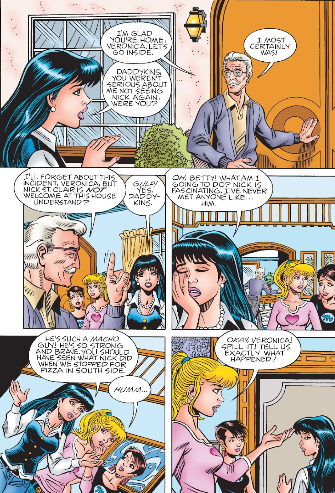 Read online Archie's New Look Series comic -  Issue #1 - 24