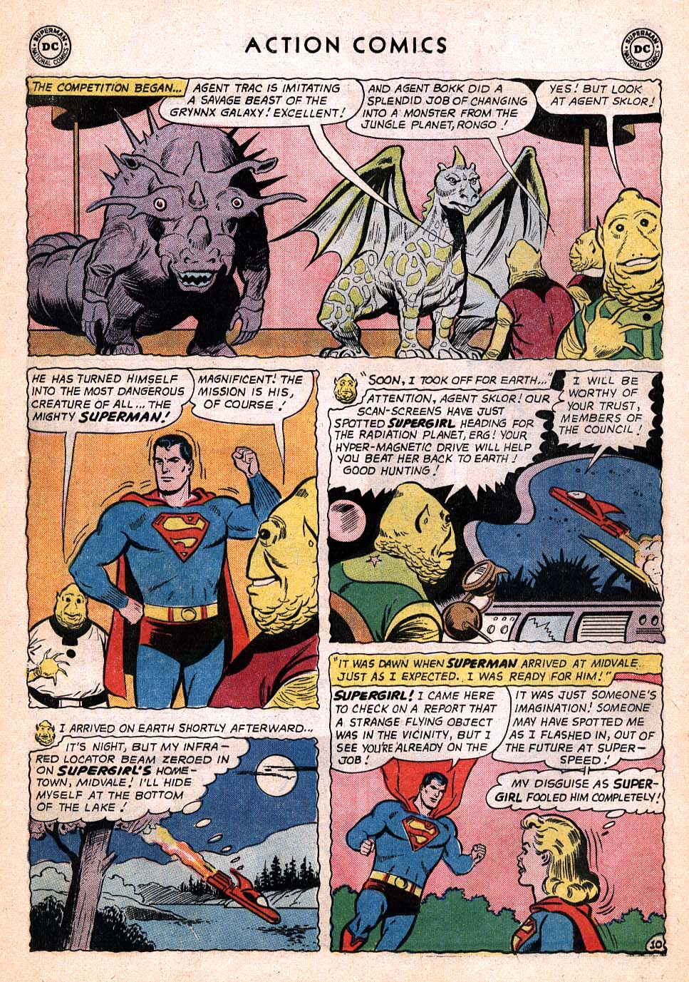 Read online Action Comics (1938) comic -  Issue #306 - 25