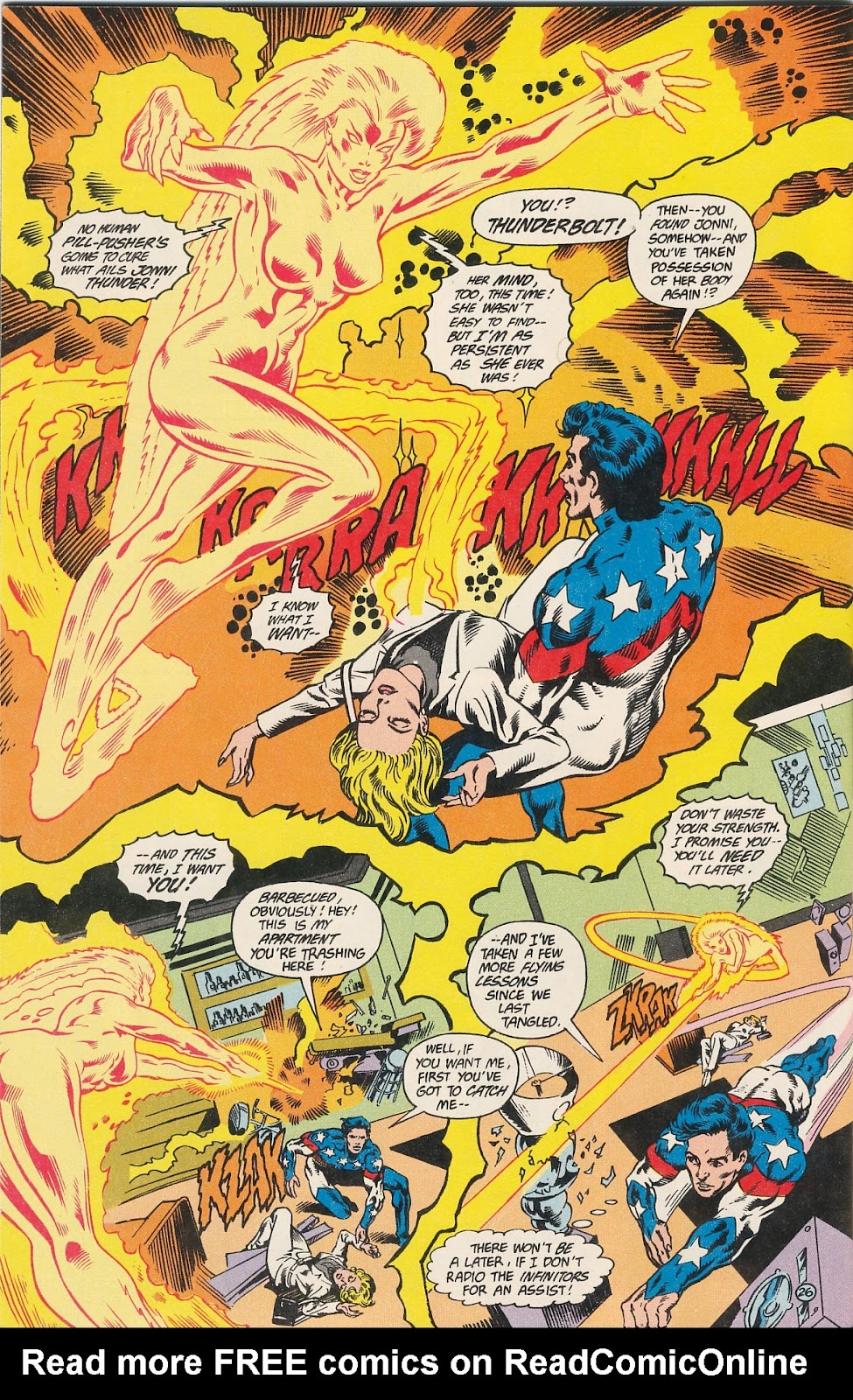 Infinity Inc. (1984) issue 40 - Page 28