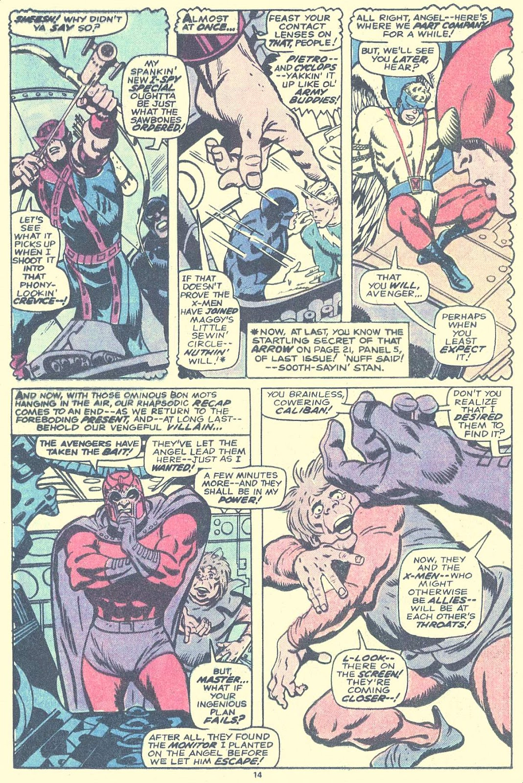 Marvel Triple Action (1972) issue 46 - Page 16