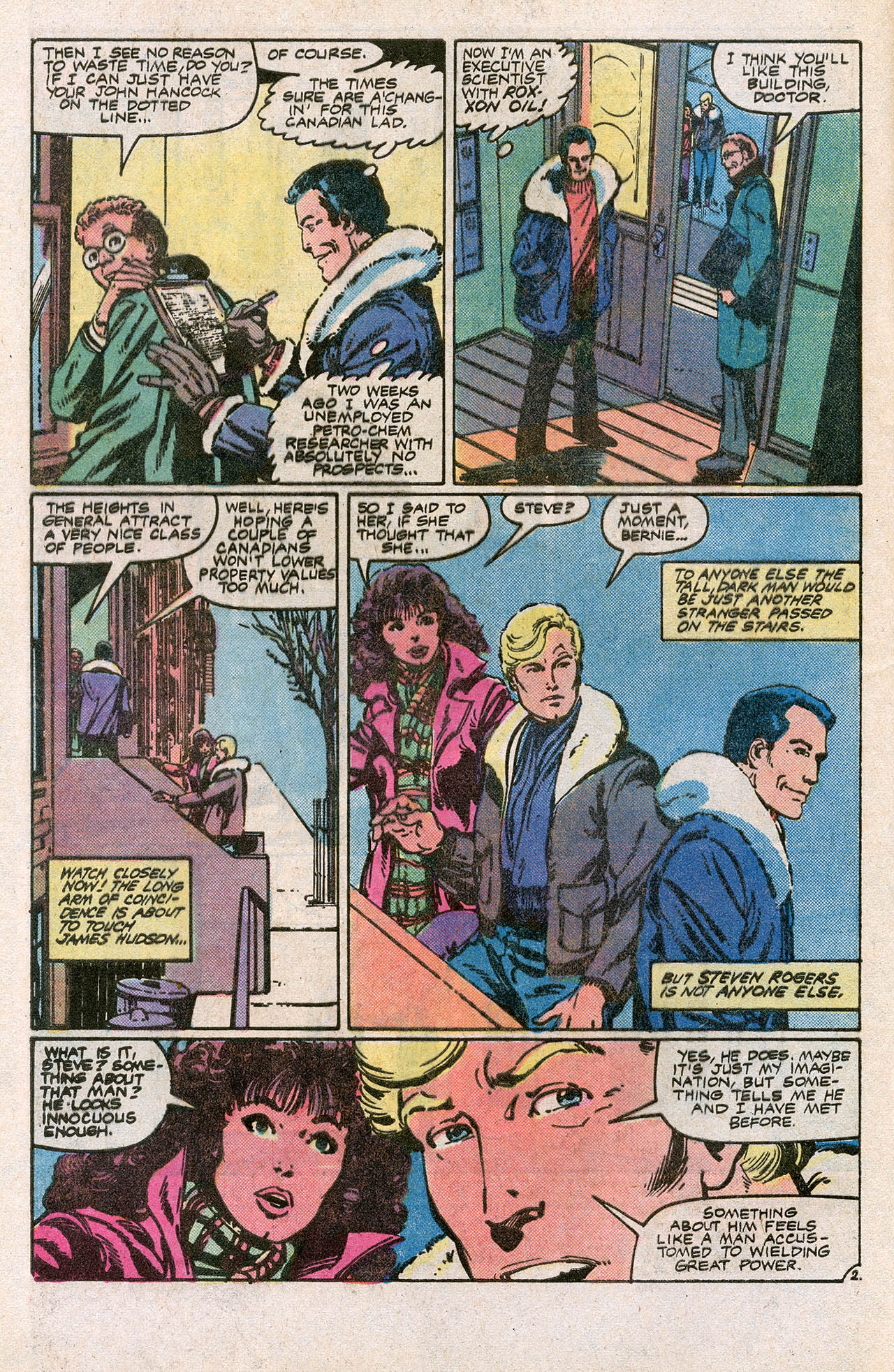 Read online Alpha Flight (1983) comic -  Issue #10 - 4