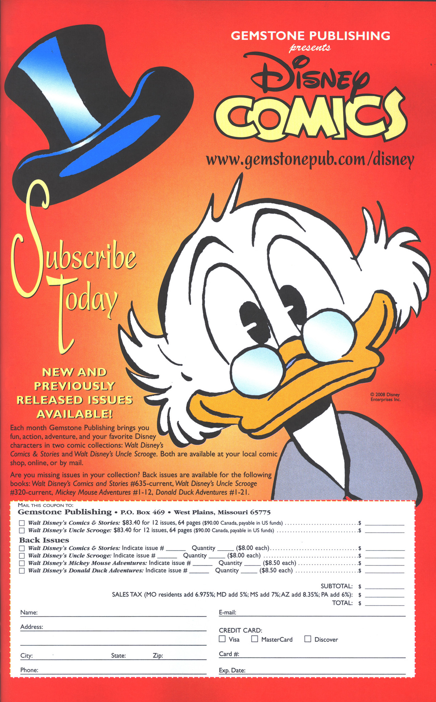 Read online Uncle Scrooge (1953) comic -  Issue #374 - 49