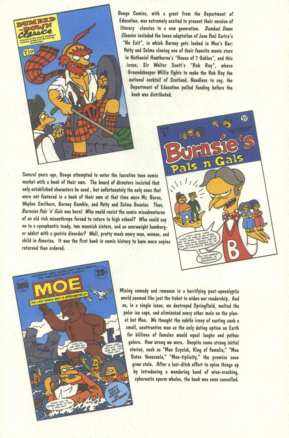 Read online Simpsons Comics comic -  Issue #32 - 28