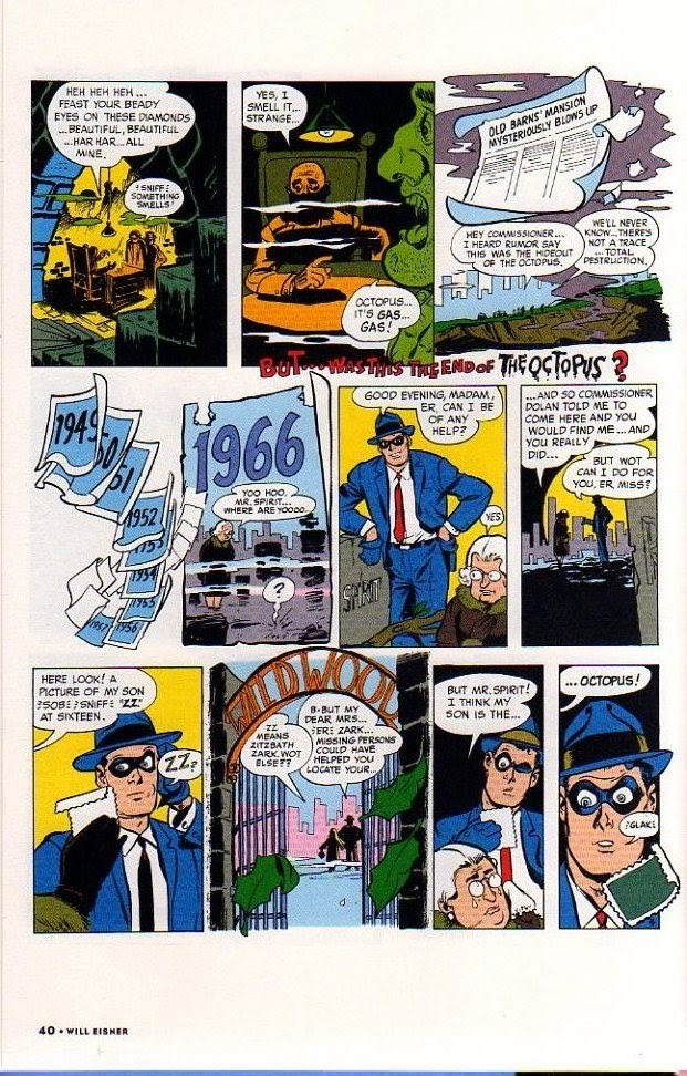 Read online Will Eisner's The Spirit Archives comic -  Issue # TPB 26 (Part 1) - 47