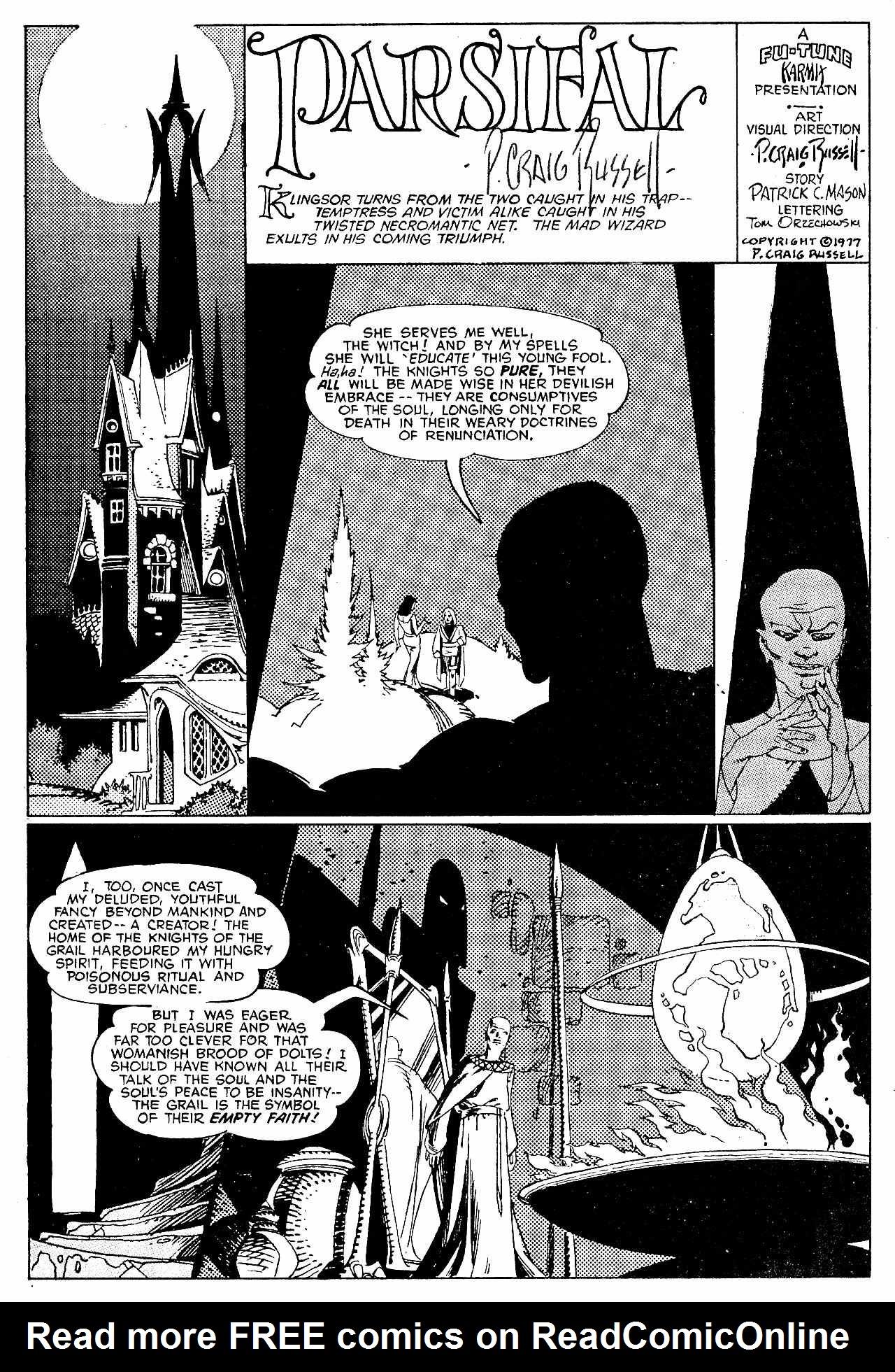 Read online Star*Reach comic -  Issue #10 - 4