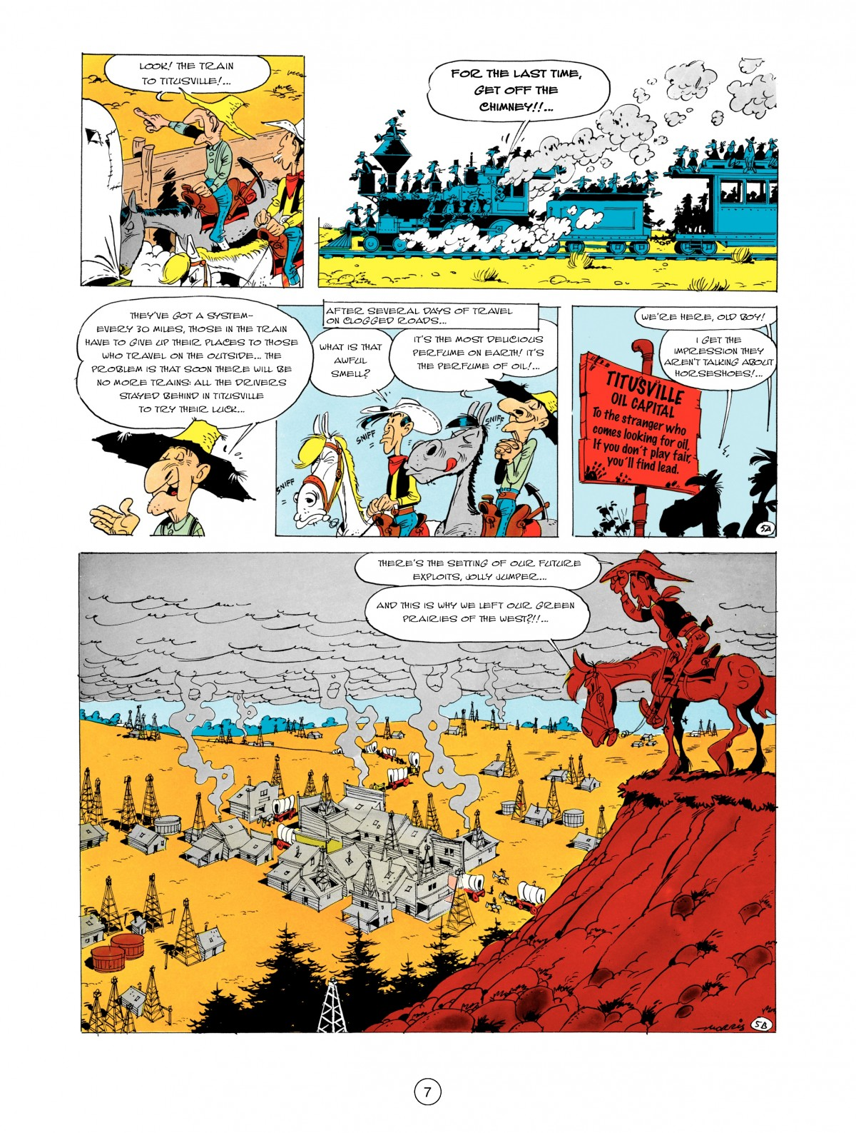 A Lucky Luke Adventure 5 Page 8