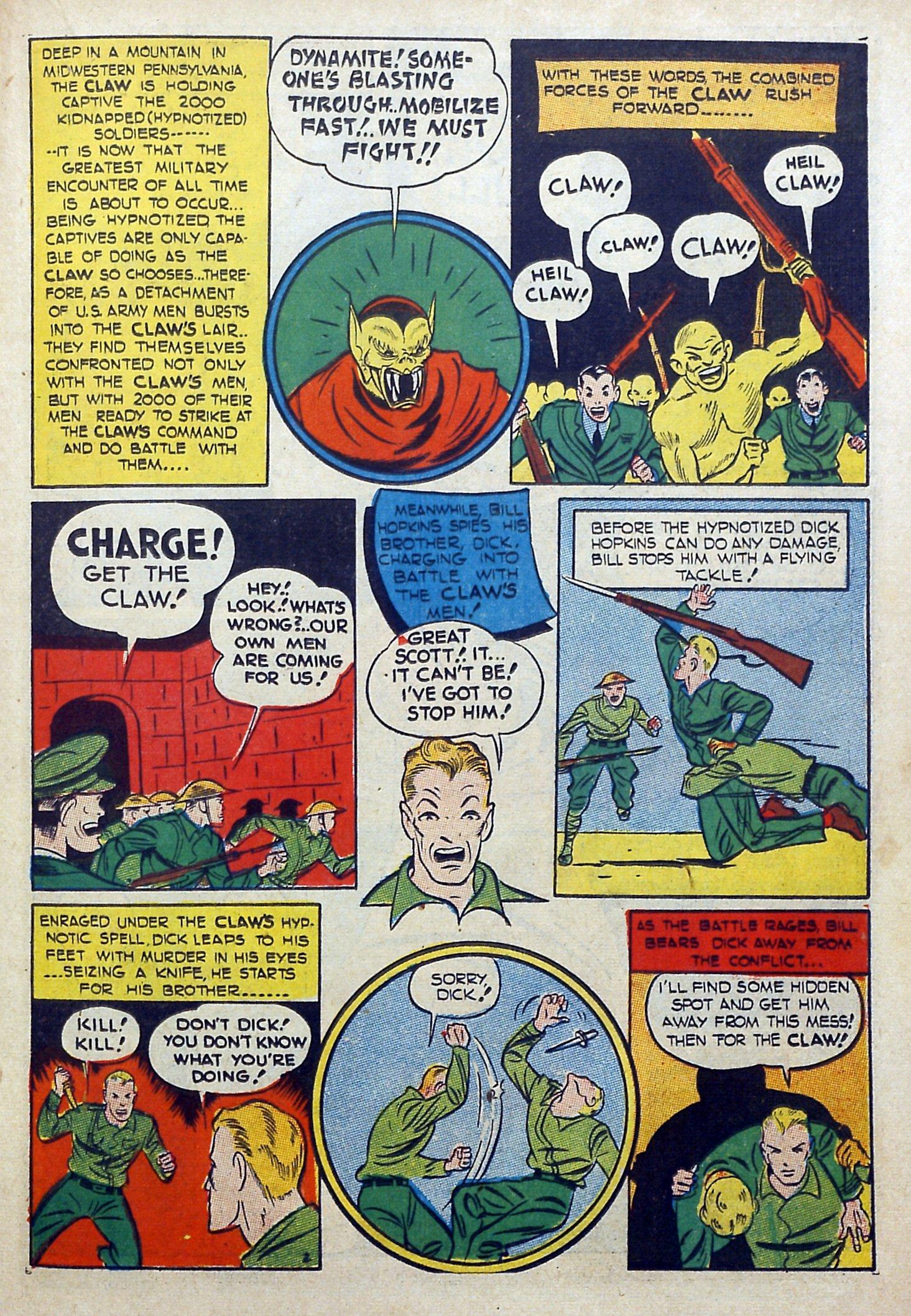 Daredevil (1941) issue 3 - Page 27
