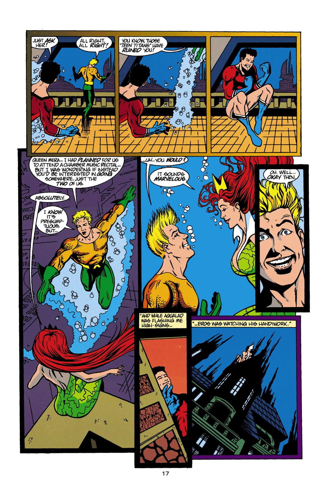 Read online Aquaman (1994) comic -  Issue #Aquaman (1994) _Annual 1 - 18