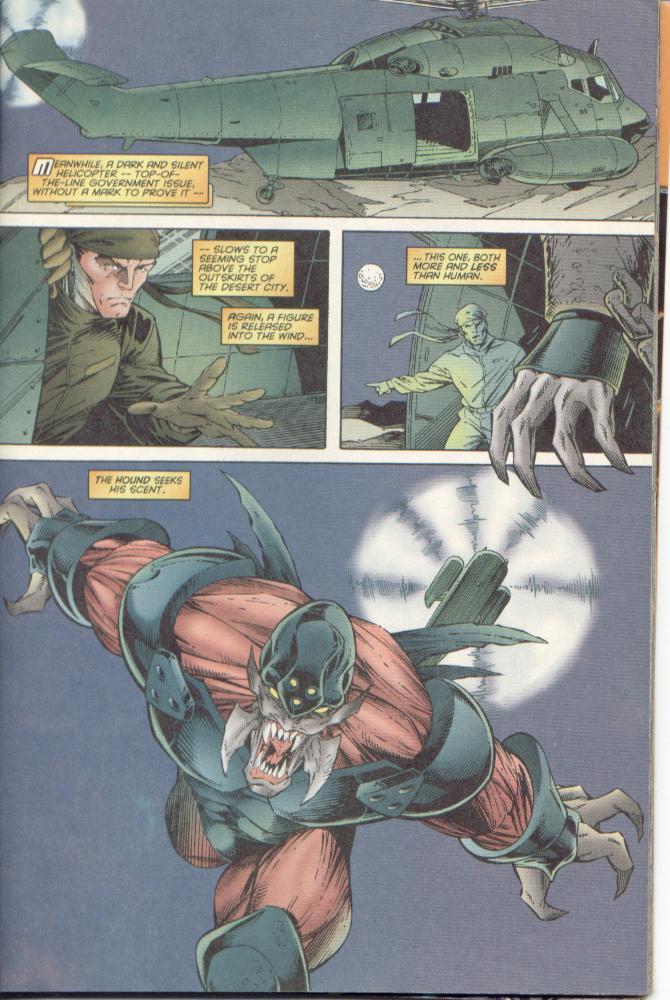 Read online Uncanny X-Men (1963) comic -  Issue # _Annual 1996 - 18