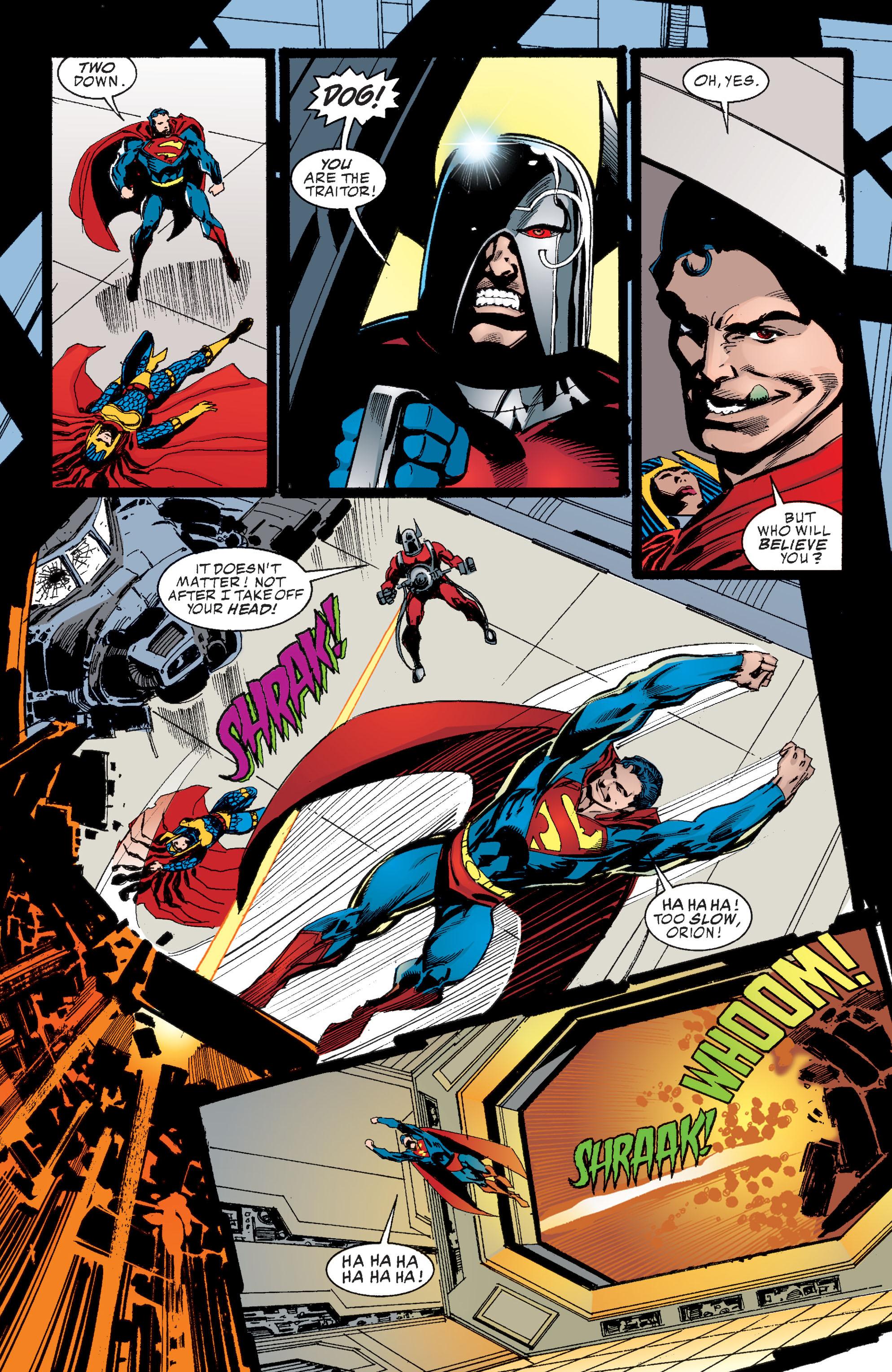 Read online Martian Manhunter: Son of Mars comic -  Issue # TPB - 217