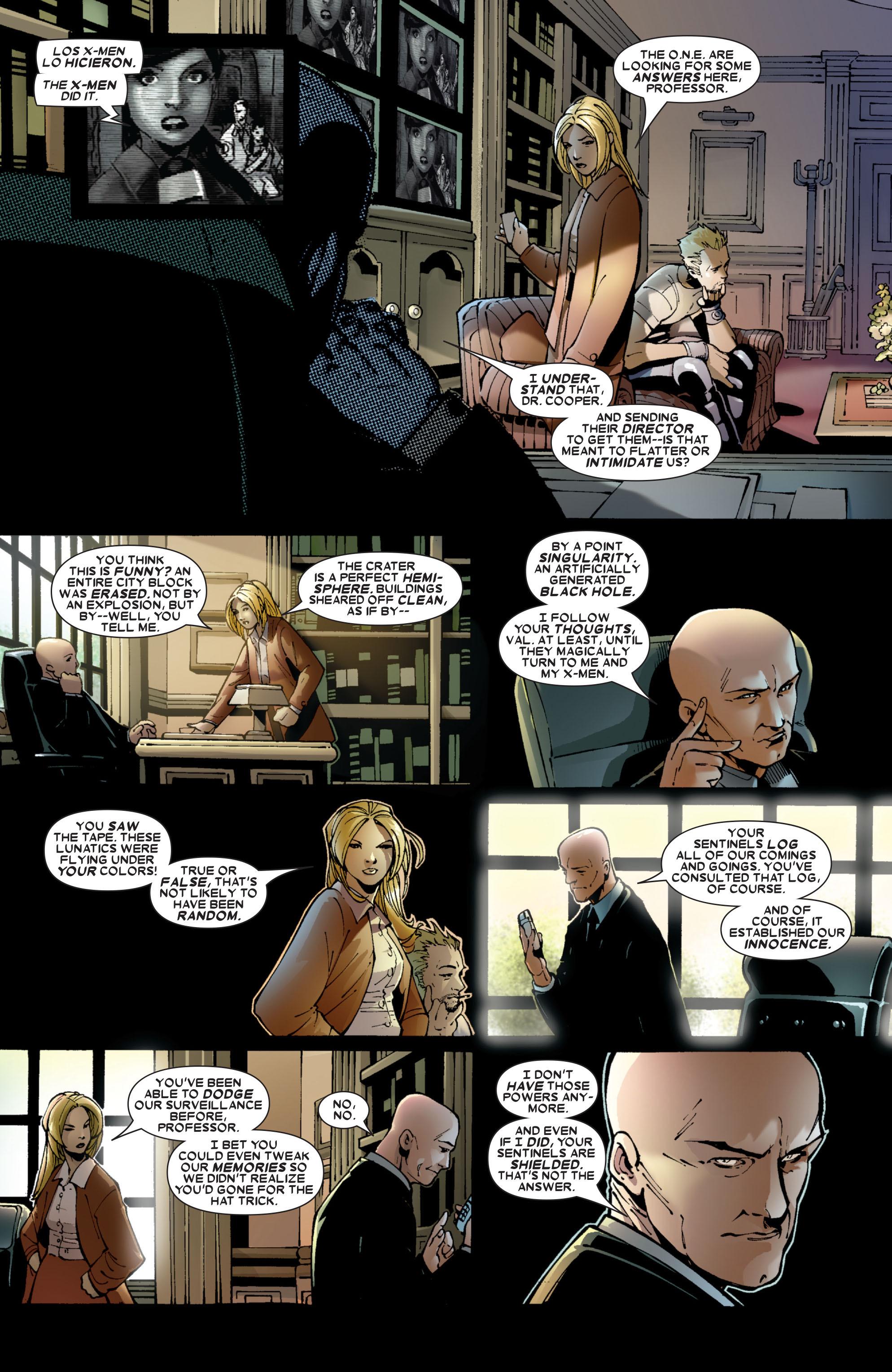 X-Men (1991) 189 Page 8