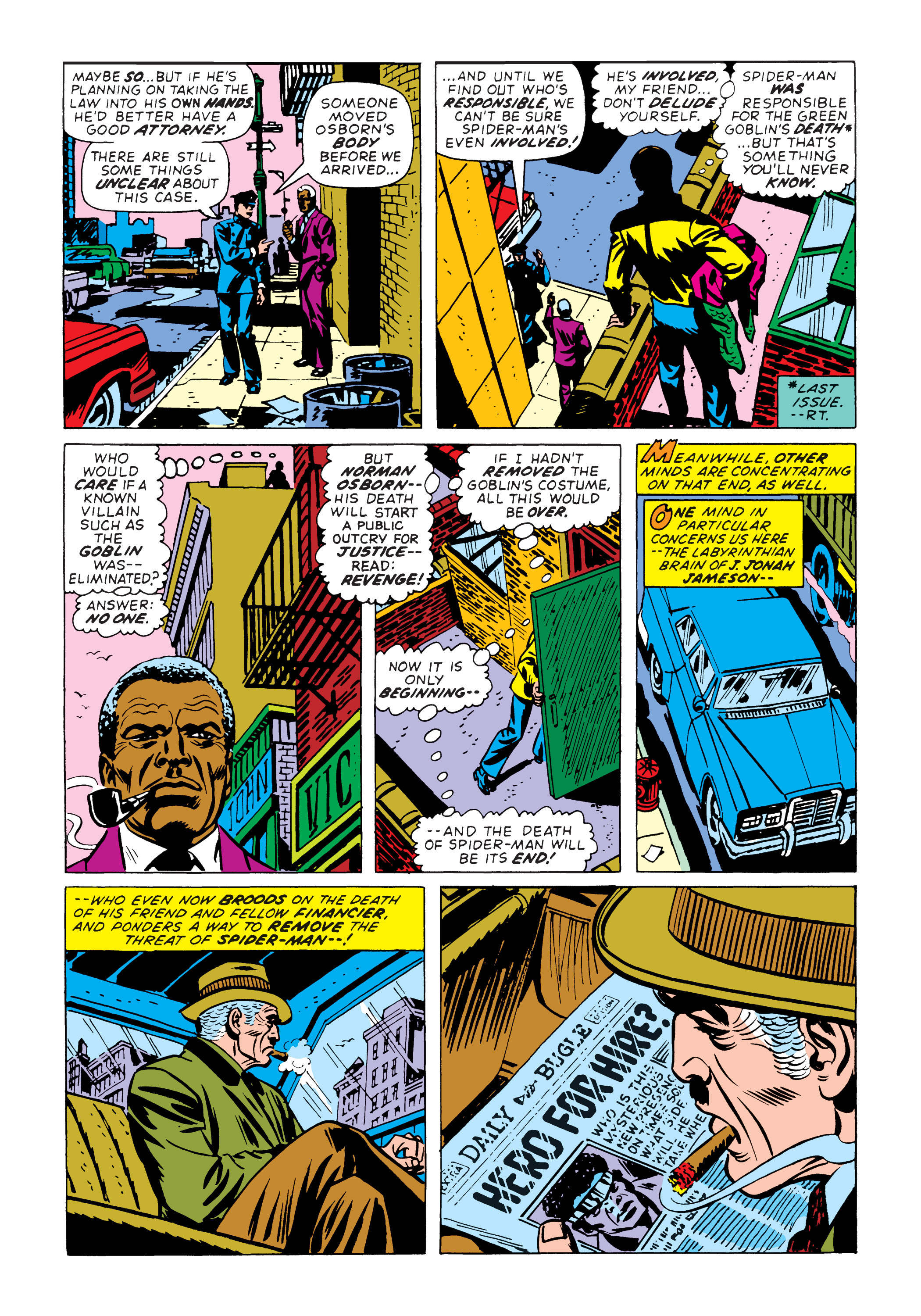 The Amazing Spider-Man (1963) 123 Page 3