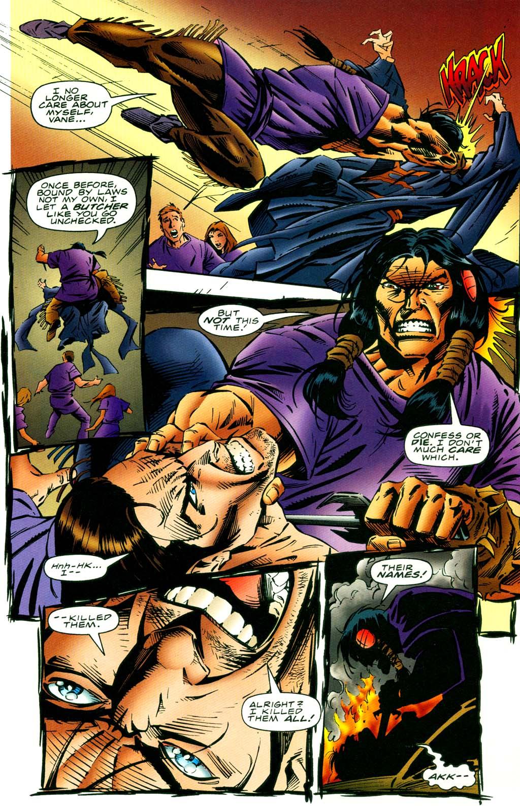 Read online Turok, Dinosaur Hunter (1993) comic -  Issue #42 - 18