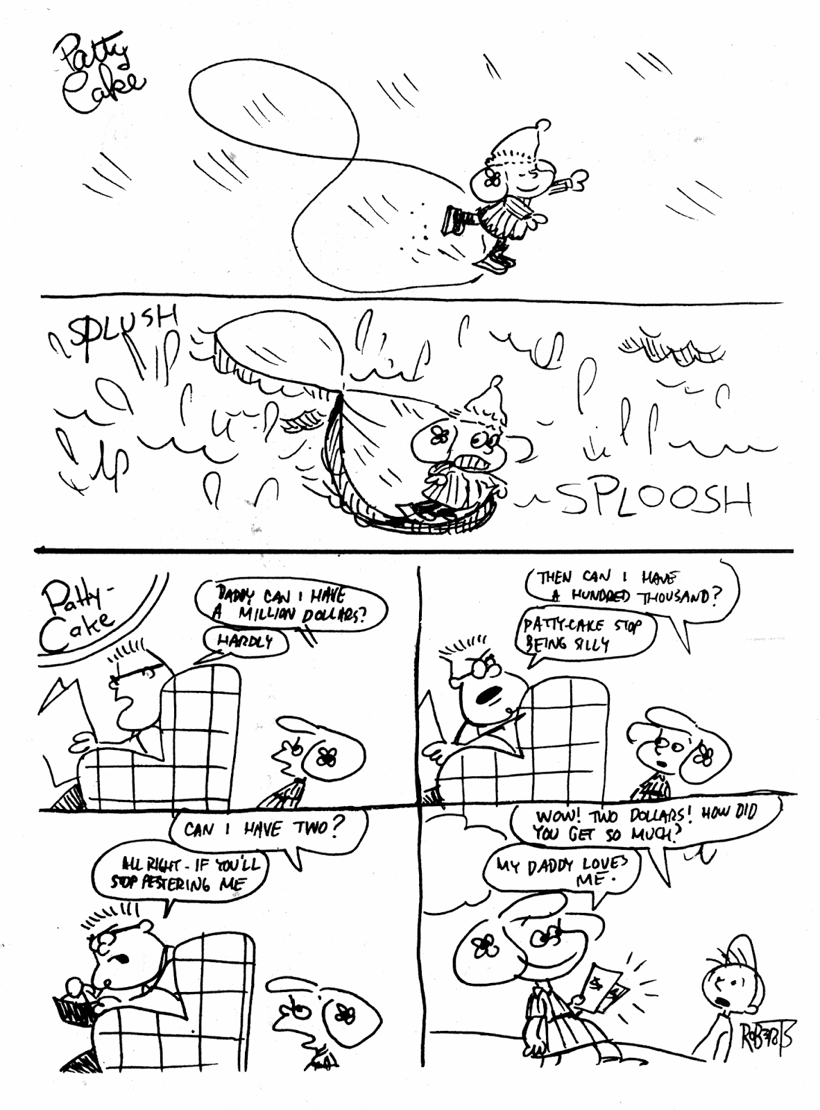 Read online Patty Cake comic -  Issue #4 - 33