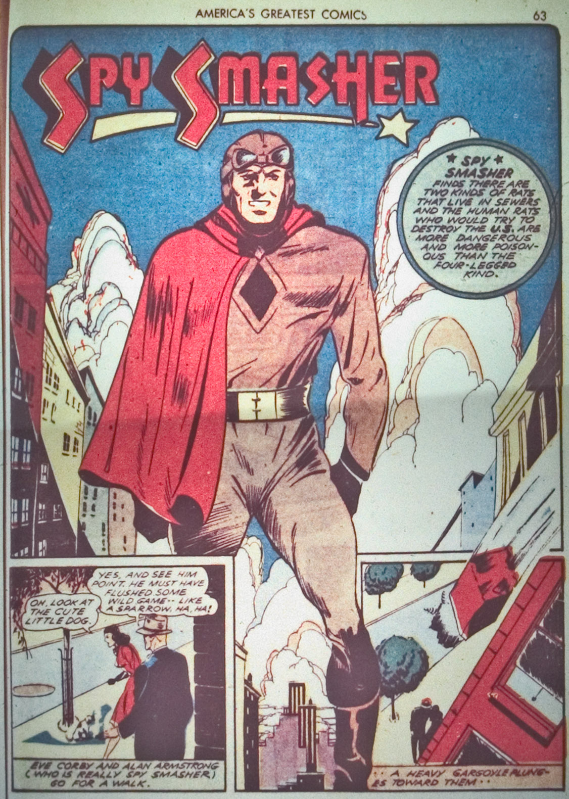 Read online America's Greatest Comics comic -  Issue #1 - 66
