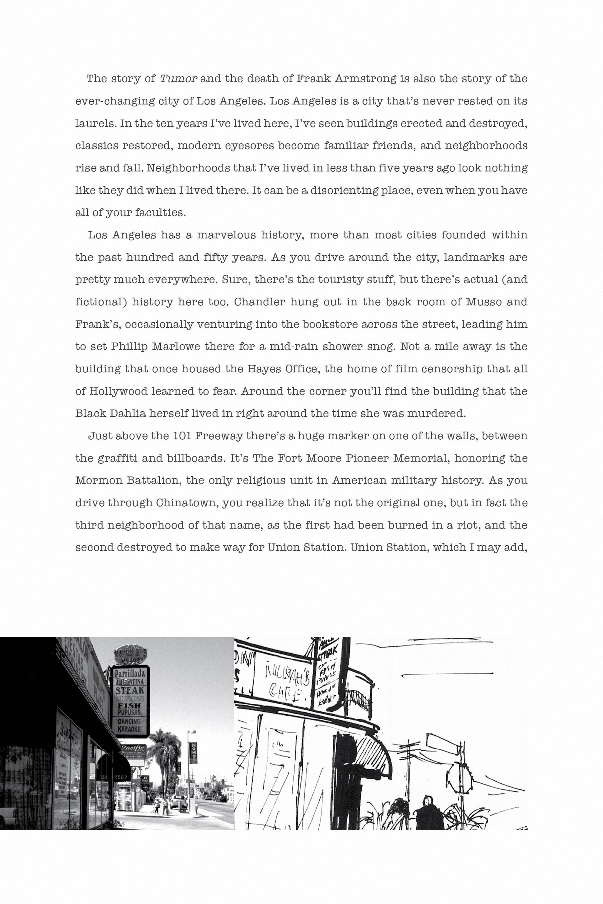 Read online Tumor comic -  Issue # TPB - 250