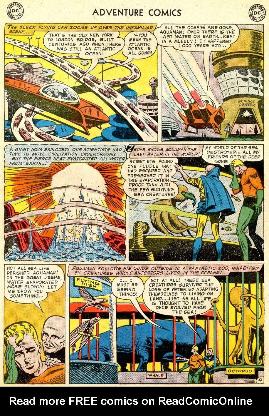 Read online Adventure Comics (1938) comic -  Issue #251 - 29