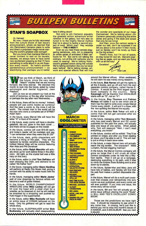 Read online Alpha Flight (1983) comic -  Issue #108 - 22