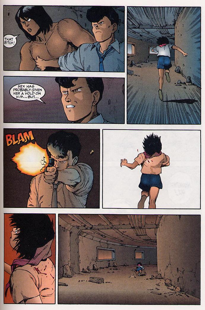 Read online Akira comic -  Issue #31 - 52