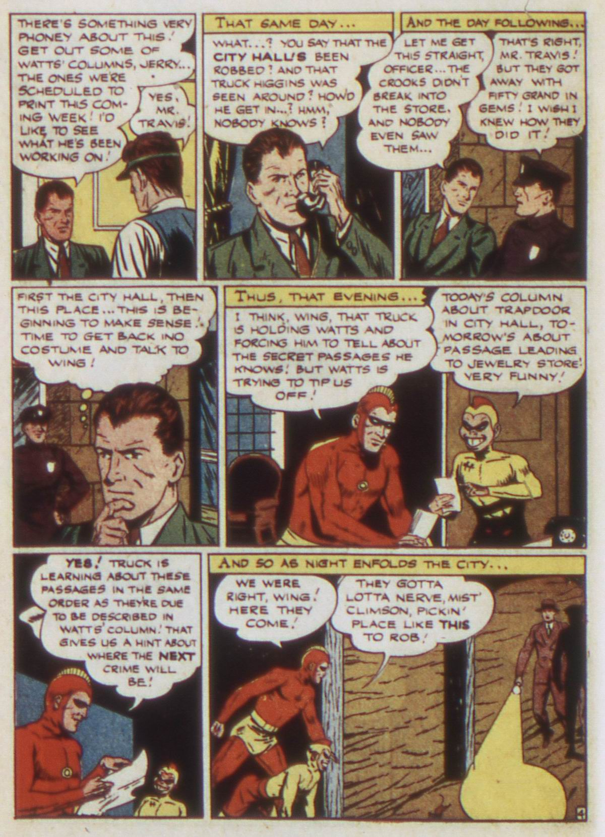 Read online Detective Comics (1937) comic -  Issue #82 - 28