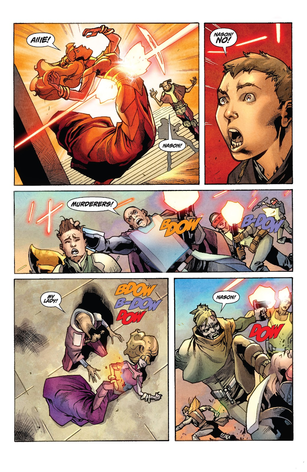 Read online Star Wars Legends: Rise of the Sith - Epic Collection comic -  Issue # TPB 1 (Part 2) - 48