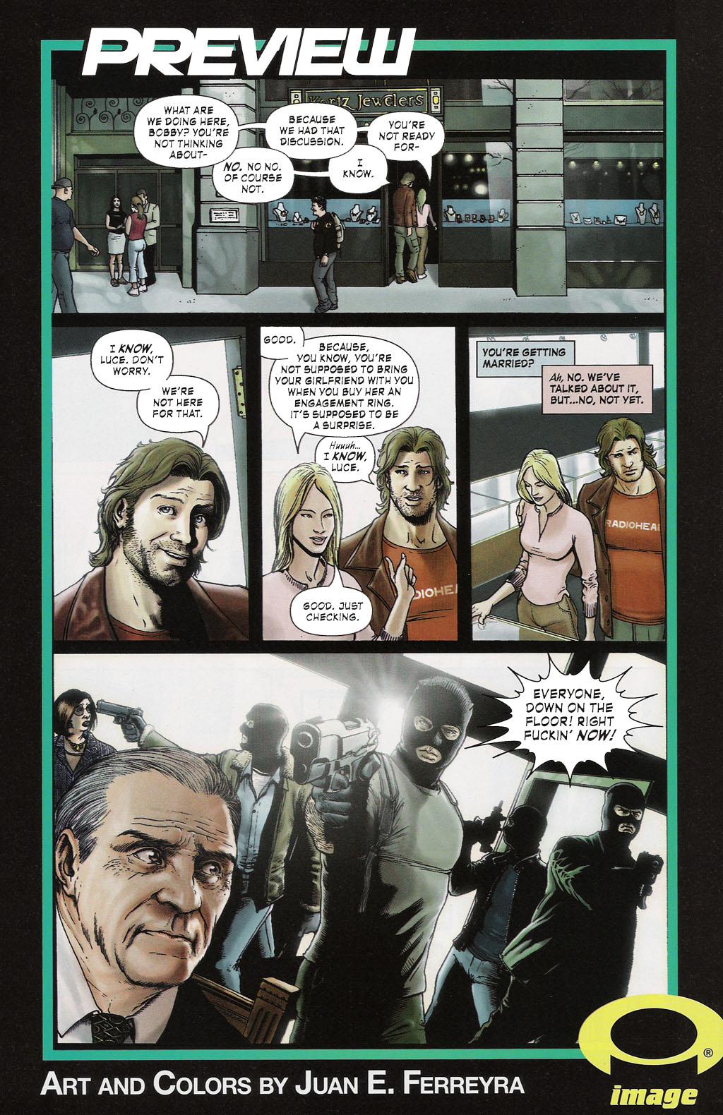 Read online ShadowHawk (2005) comic -  Issue #2 - 28