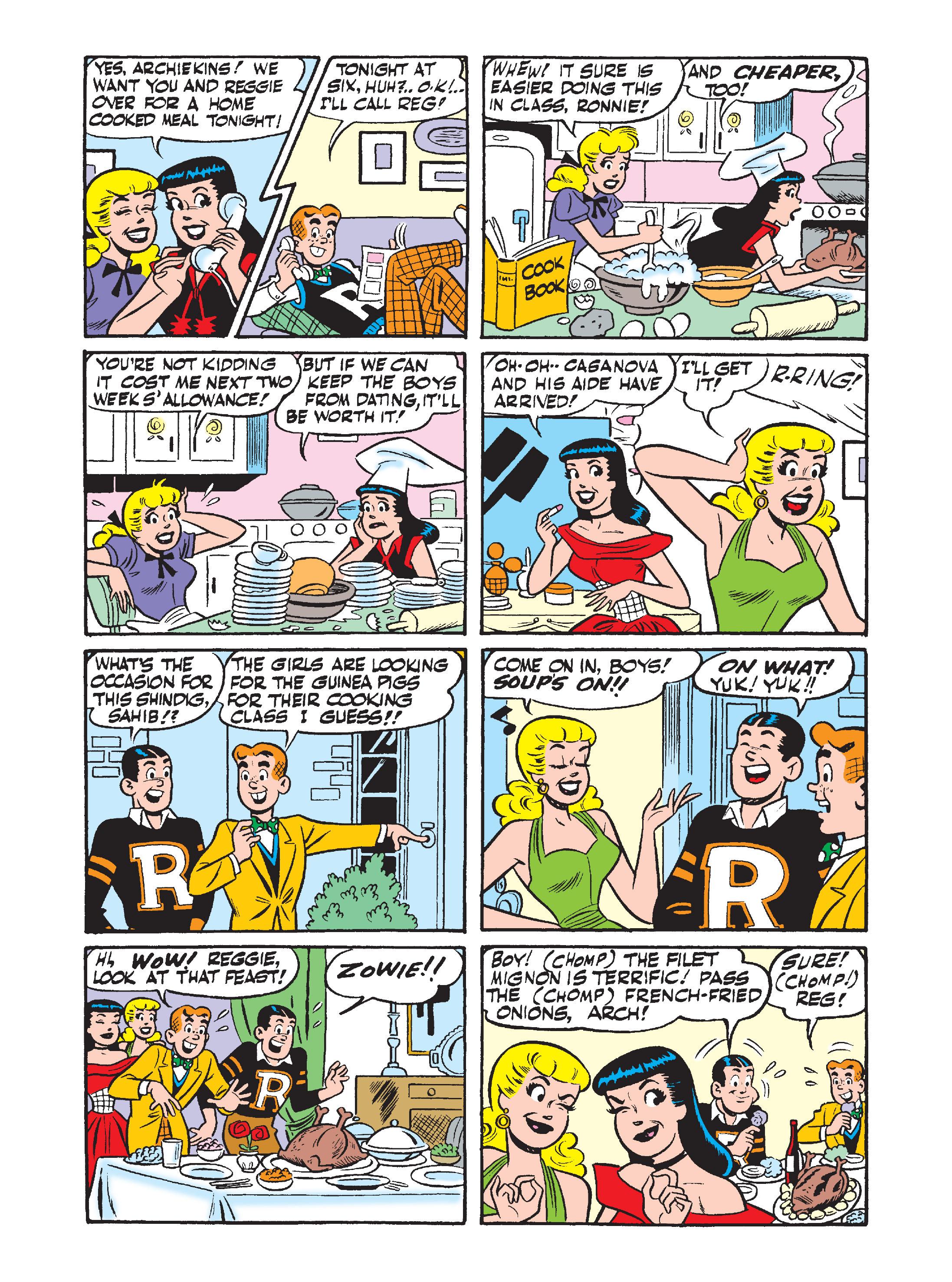 Read online Archie 1000 Page Comics Bonanza comic -  Issue #2 (Part 2) - 110
