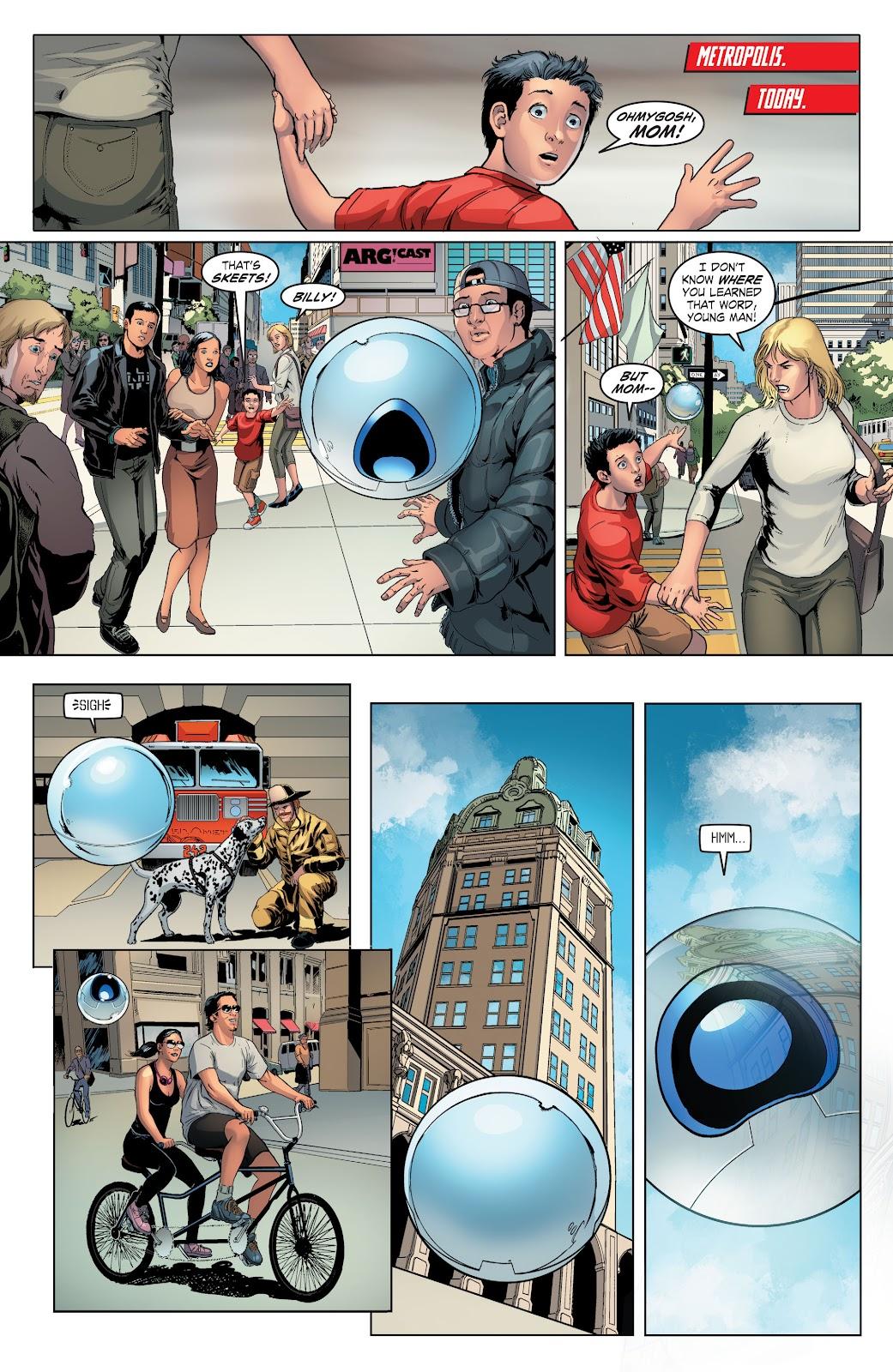 Read online Smallville Season 11 [II] comic -  Issue # TPB 4 - 17