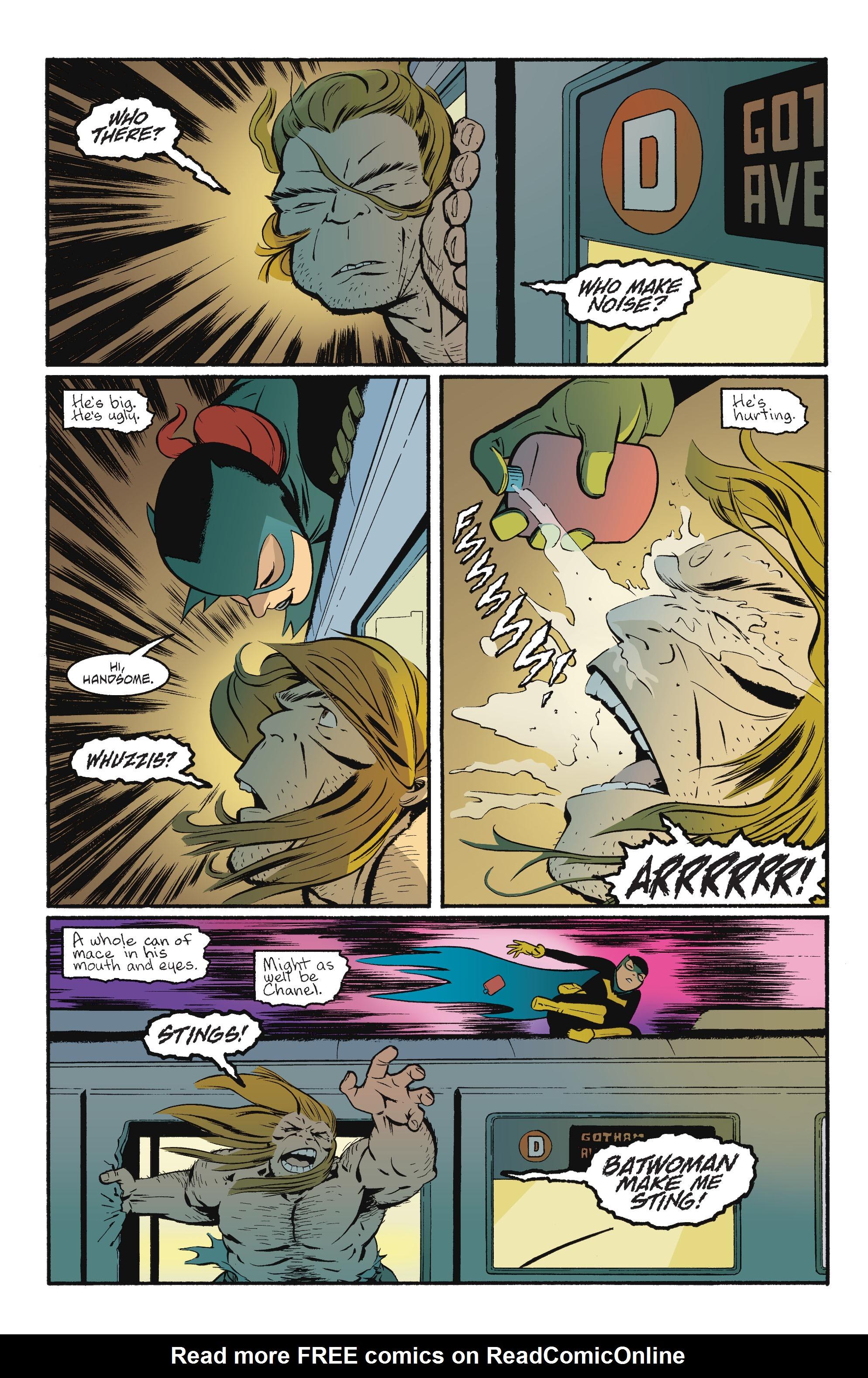 Read online Batgirl/Robin: Year One comic -  Issue # TPB 2 - 167