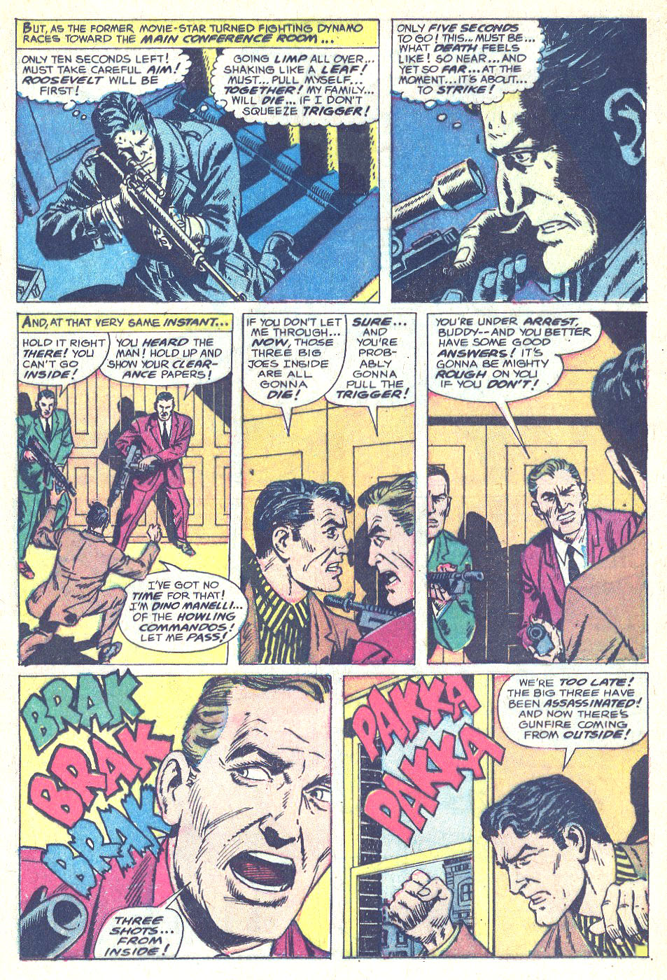Read online Sgt. Fury comic -  Issue #146 - 24
