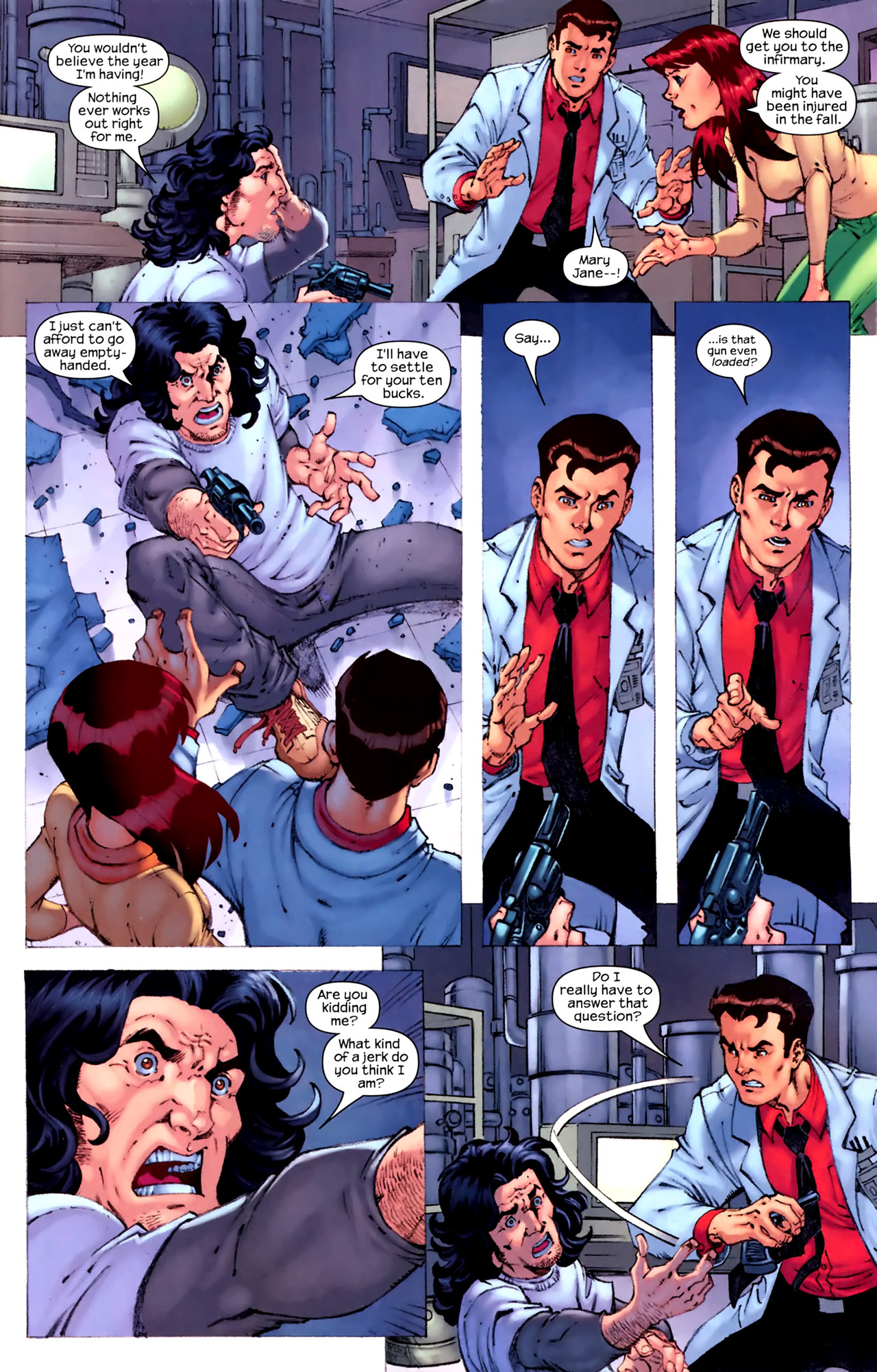 Read online Amazing Spider-Man Family comic -  Issue #4 - 26