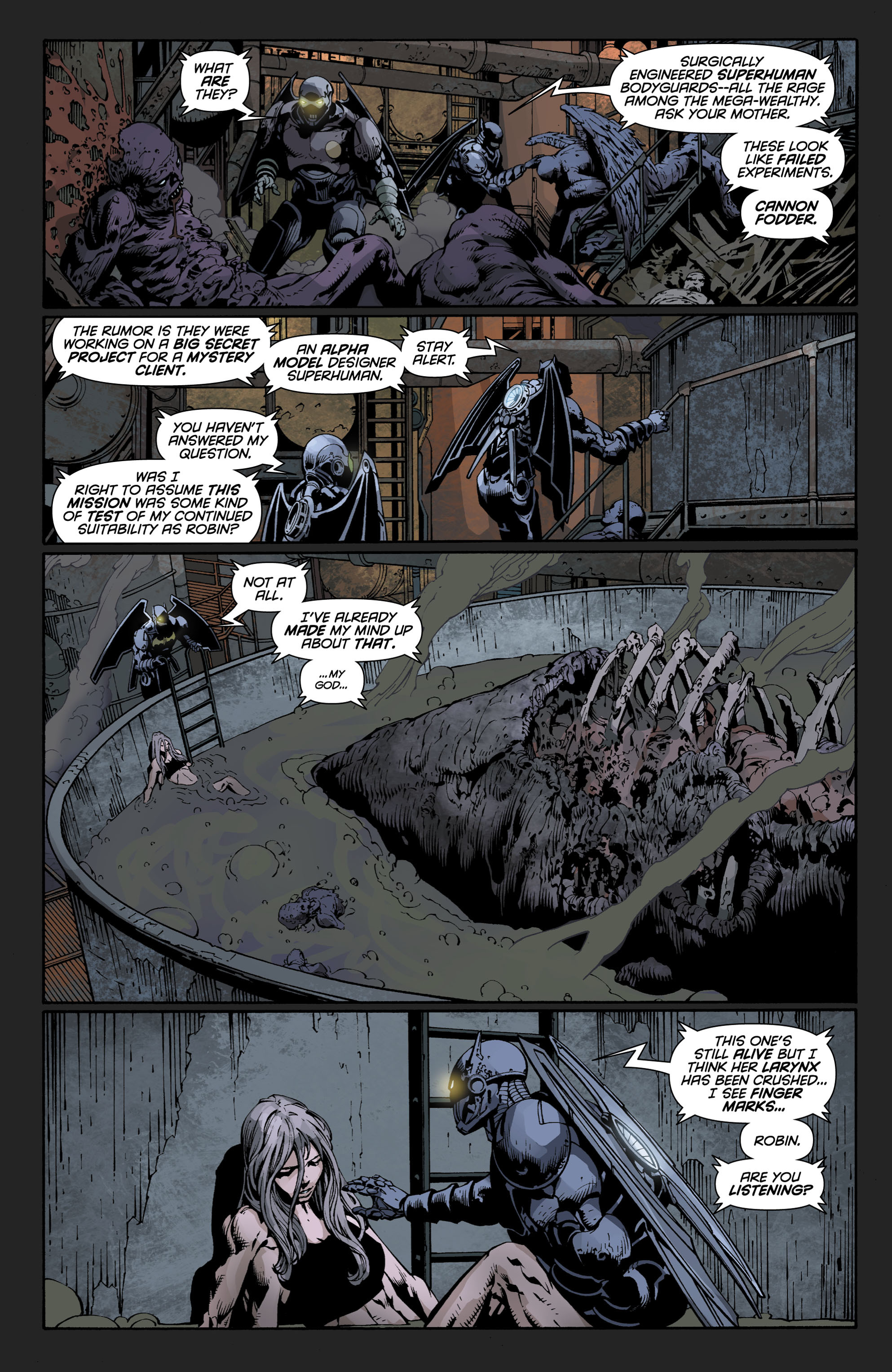 Read online Batman: The Return comic -  Issue # Full - 18