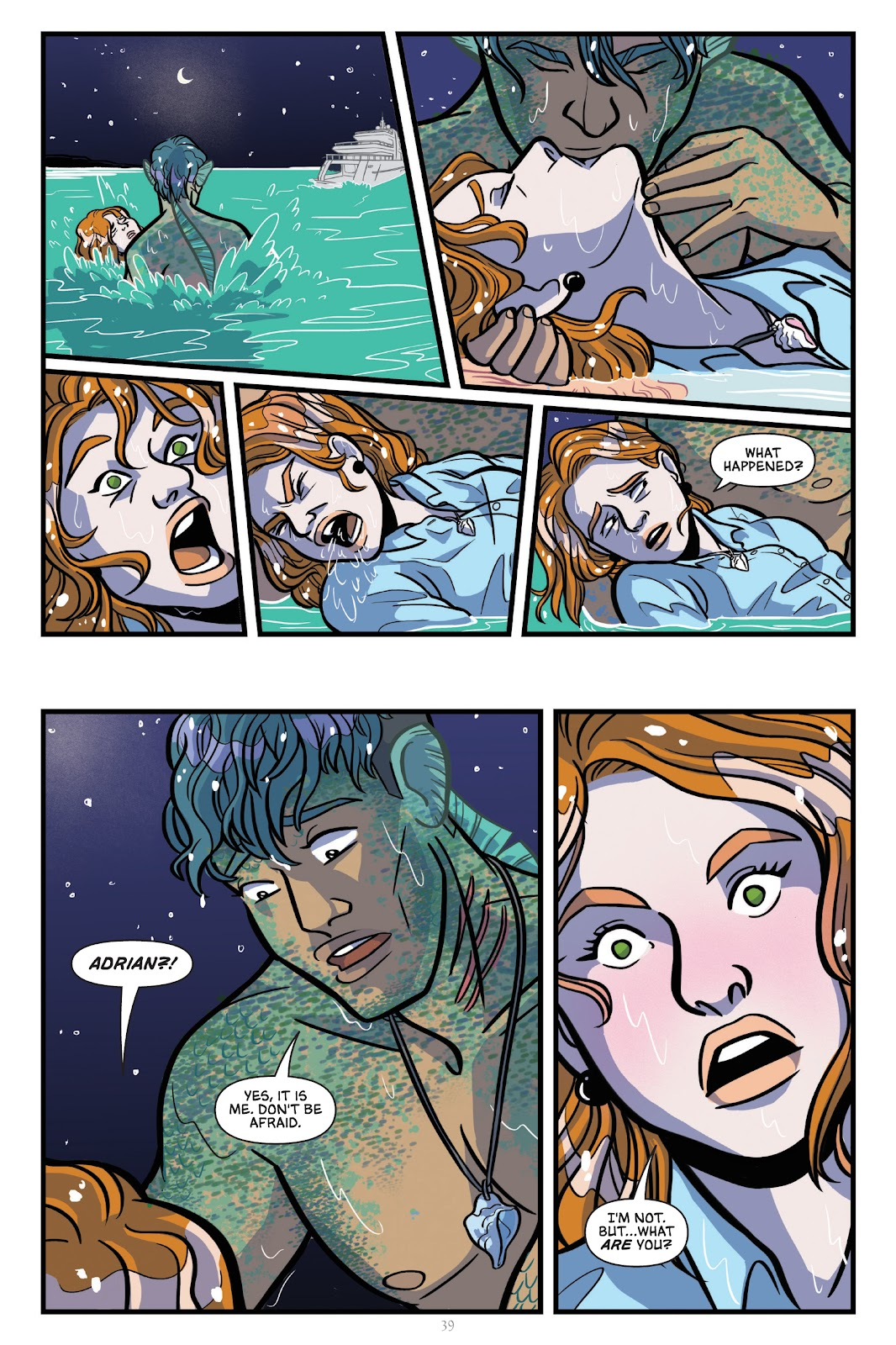 Read online Mer comic -  Issue # TPB - 40