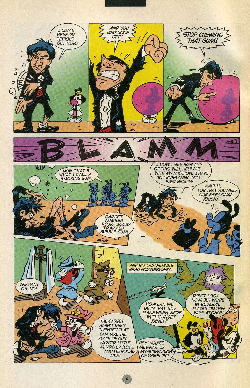 Animaniacs (1995) issue 14 - Page 6